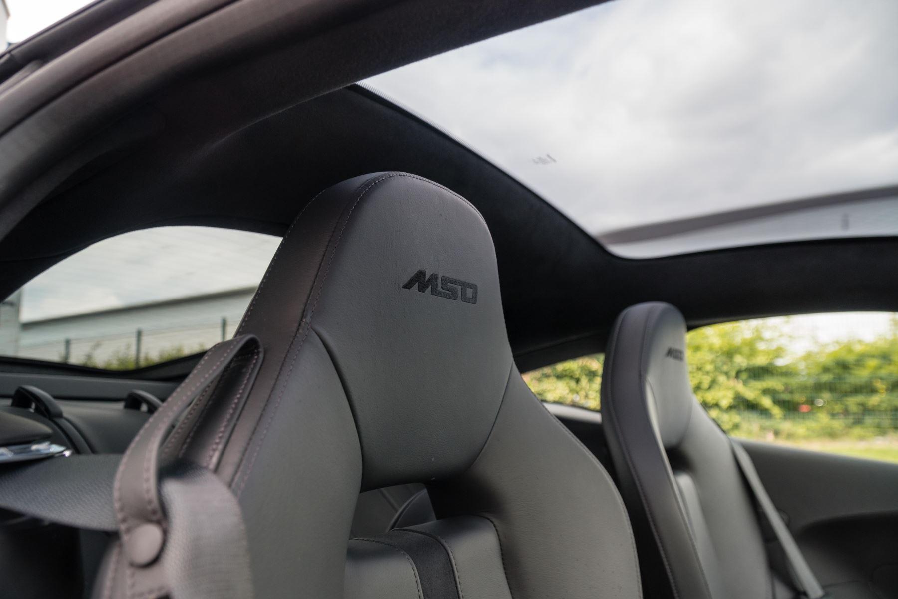 McLaren 570GT V8 2dr SSG Auto Coupe image 17