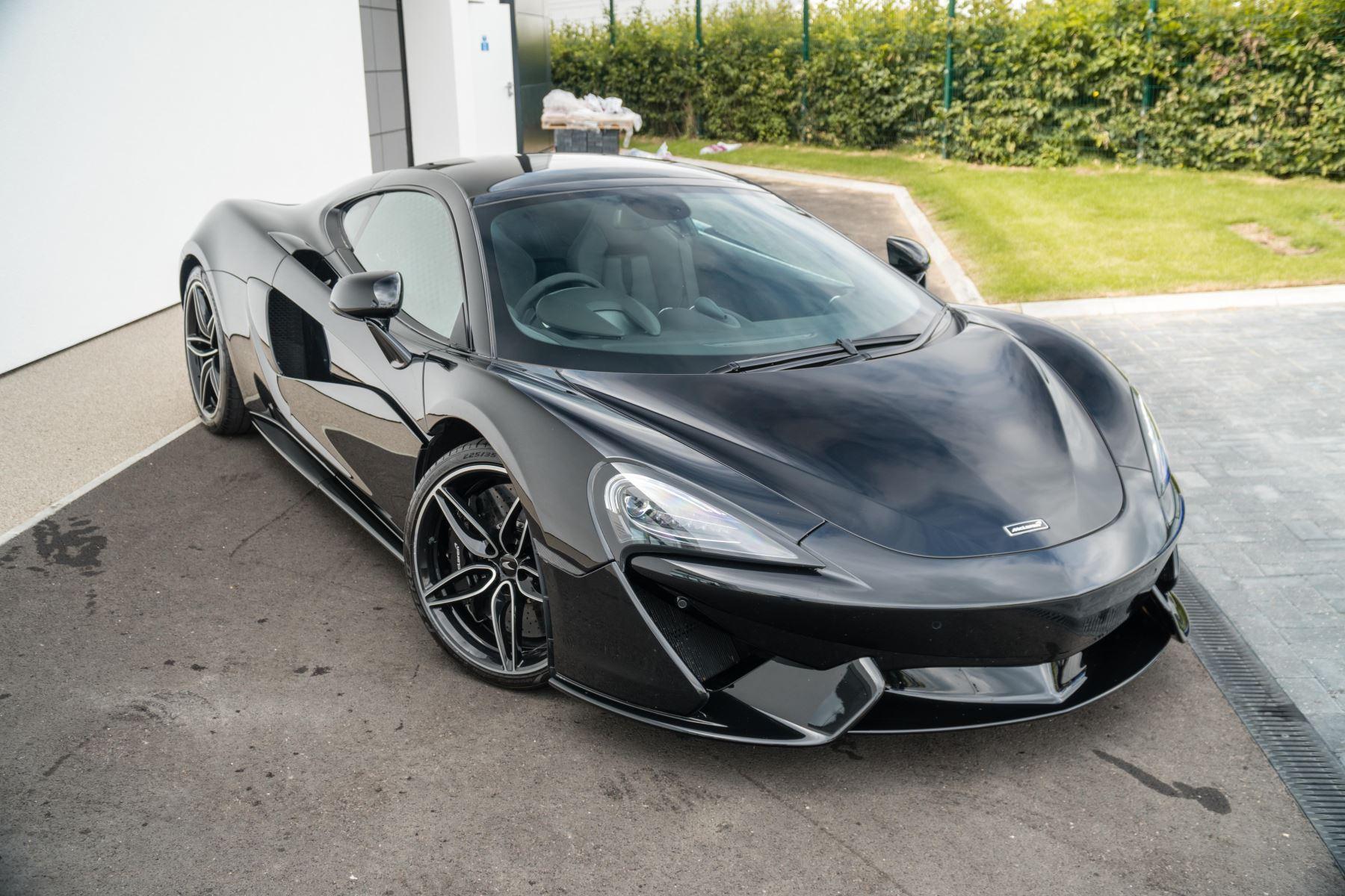 McLaren 570GT V8 2dr SSG Auto Coupe image 40