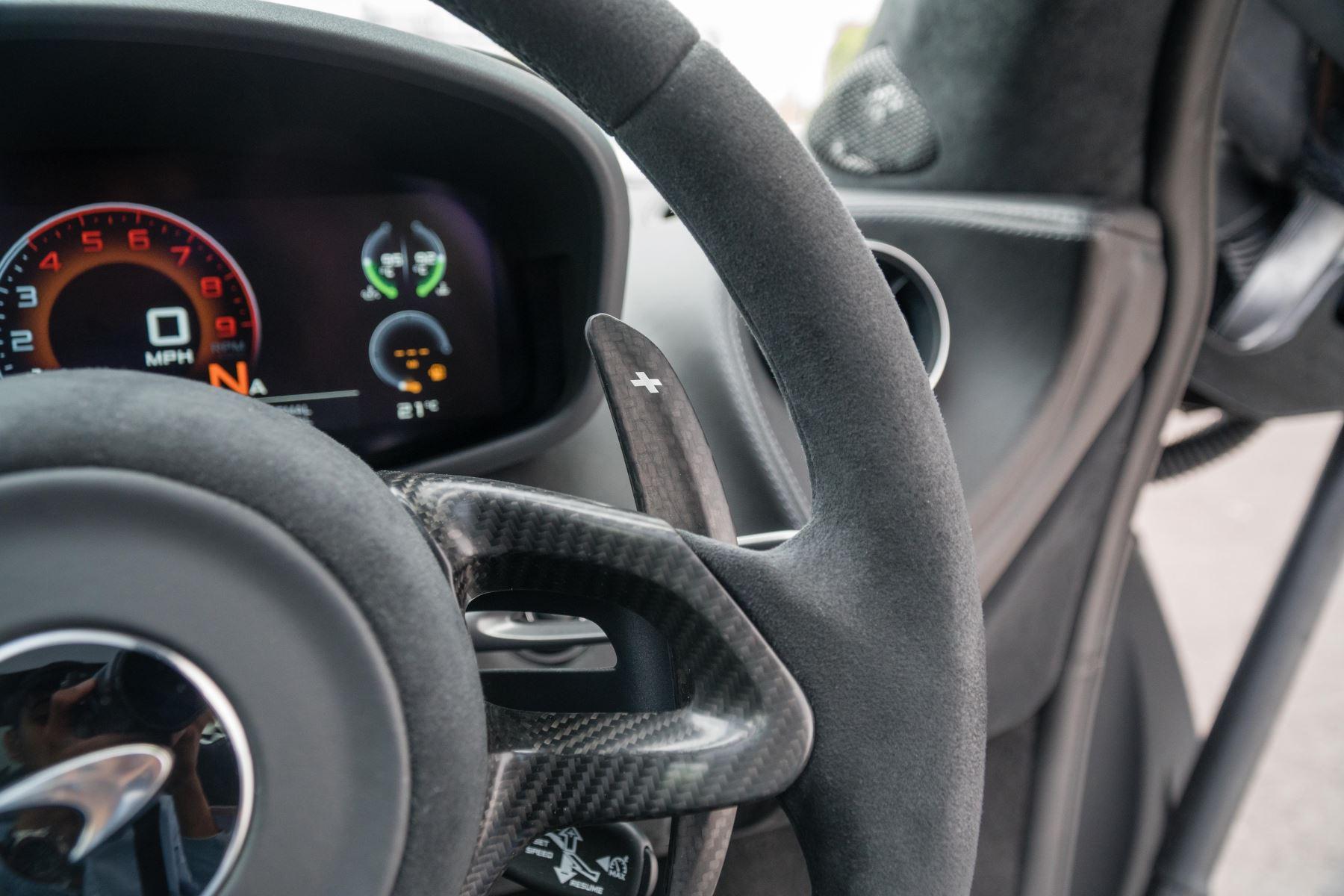 McLaren 570GT V8 2dr SSG Auto Coupe image 43