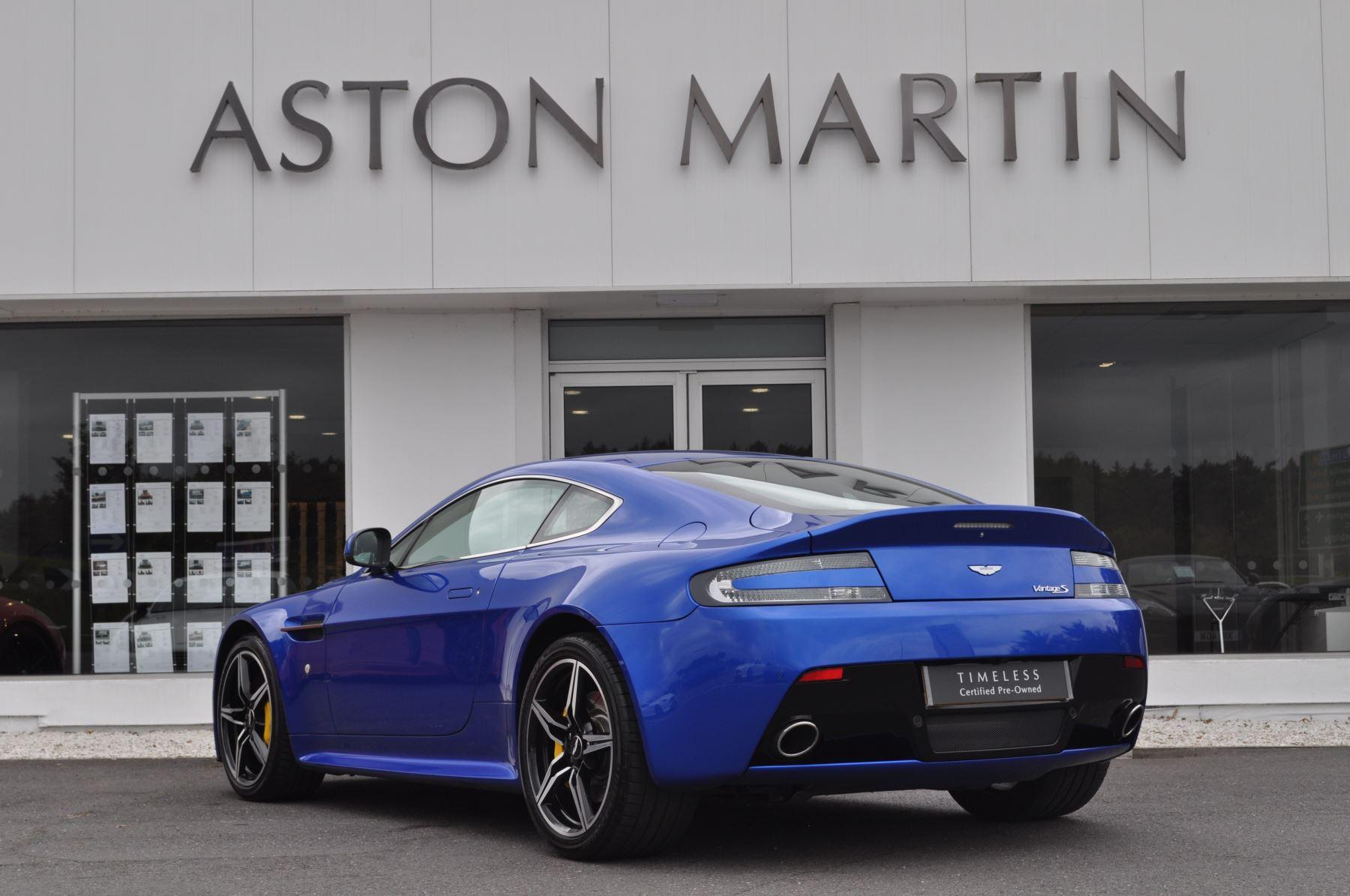 Aston Martin V8 Vantage S Coupe S 2dr Sportshift image 7