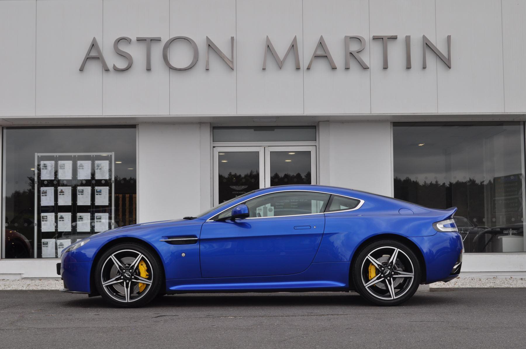 Aston Martin V8 Vantage S Coupe S 2dr Sportshift image 8