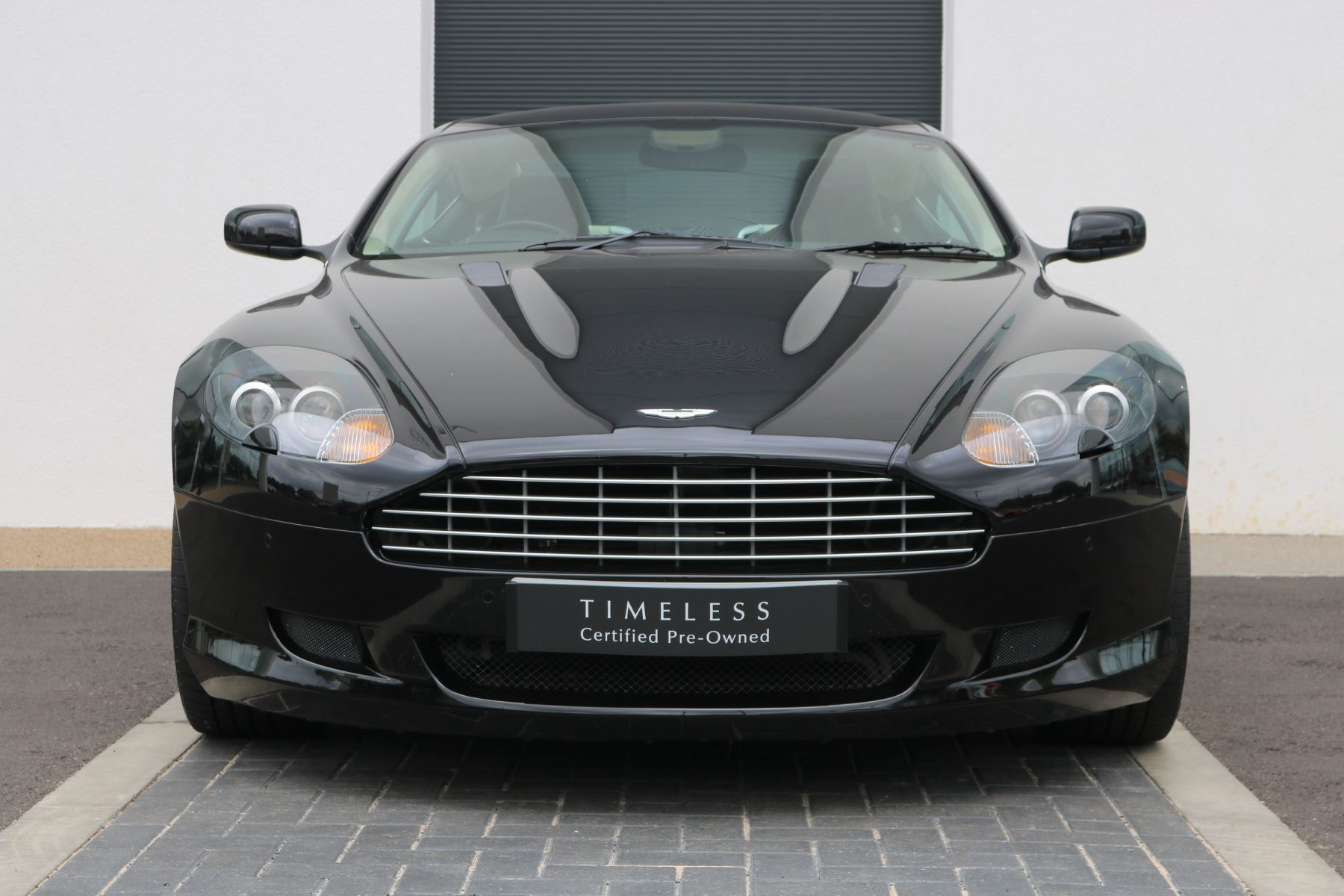 Aston Martin DB9 V12 2dr Touchtronic [470] 5.9 Automatic Coupe (2009) image