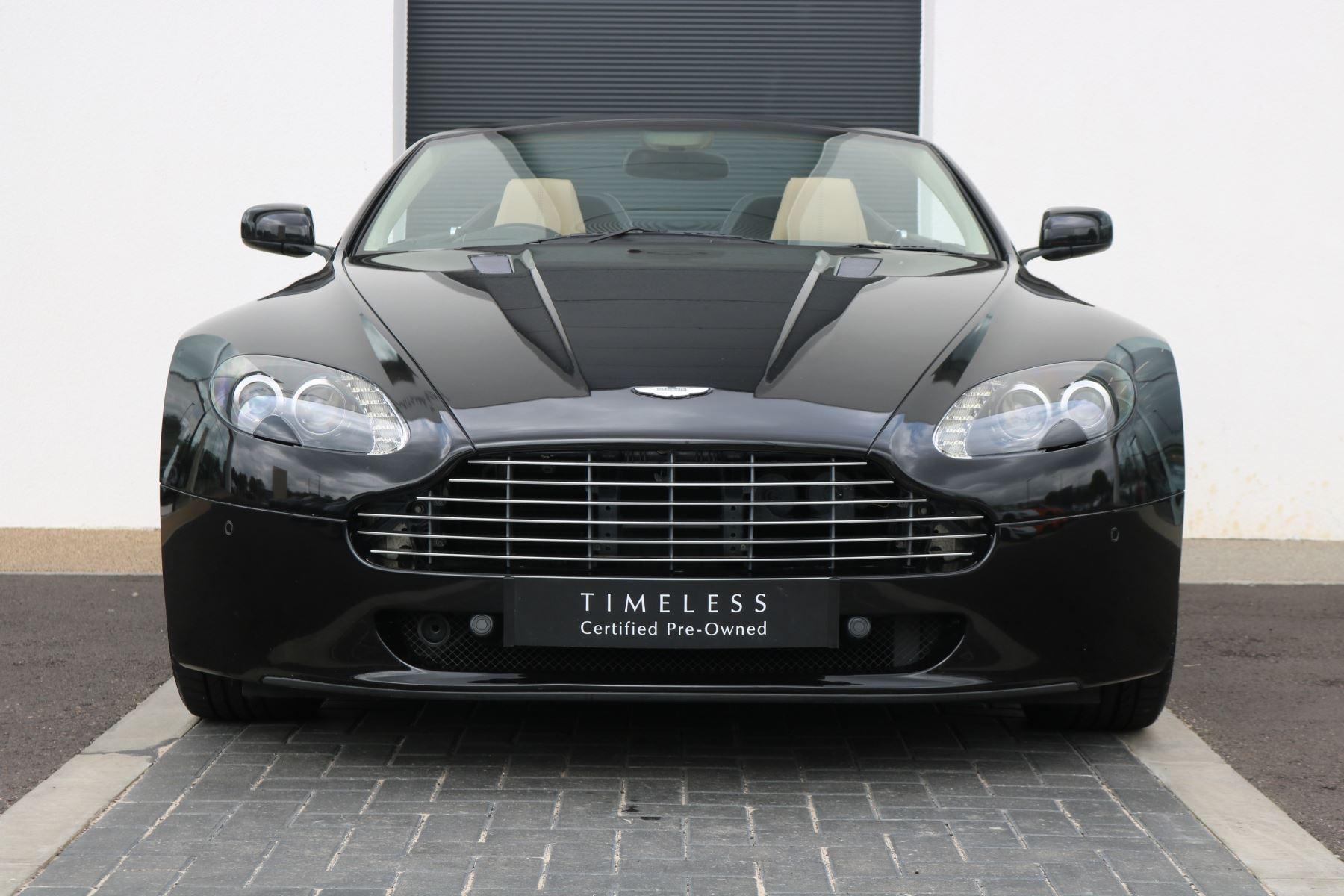 Aston Martin V8 Vantage Roadster 2dr Sportshift [420] image 6