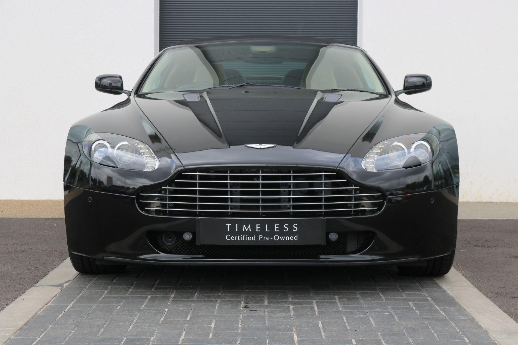Aston Martin V8 Vantage Roadster 2dr Sportshift [420] image 1
