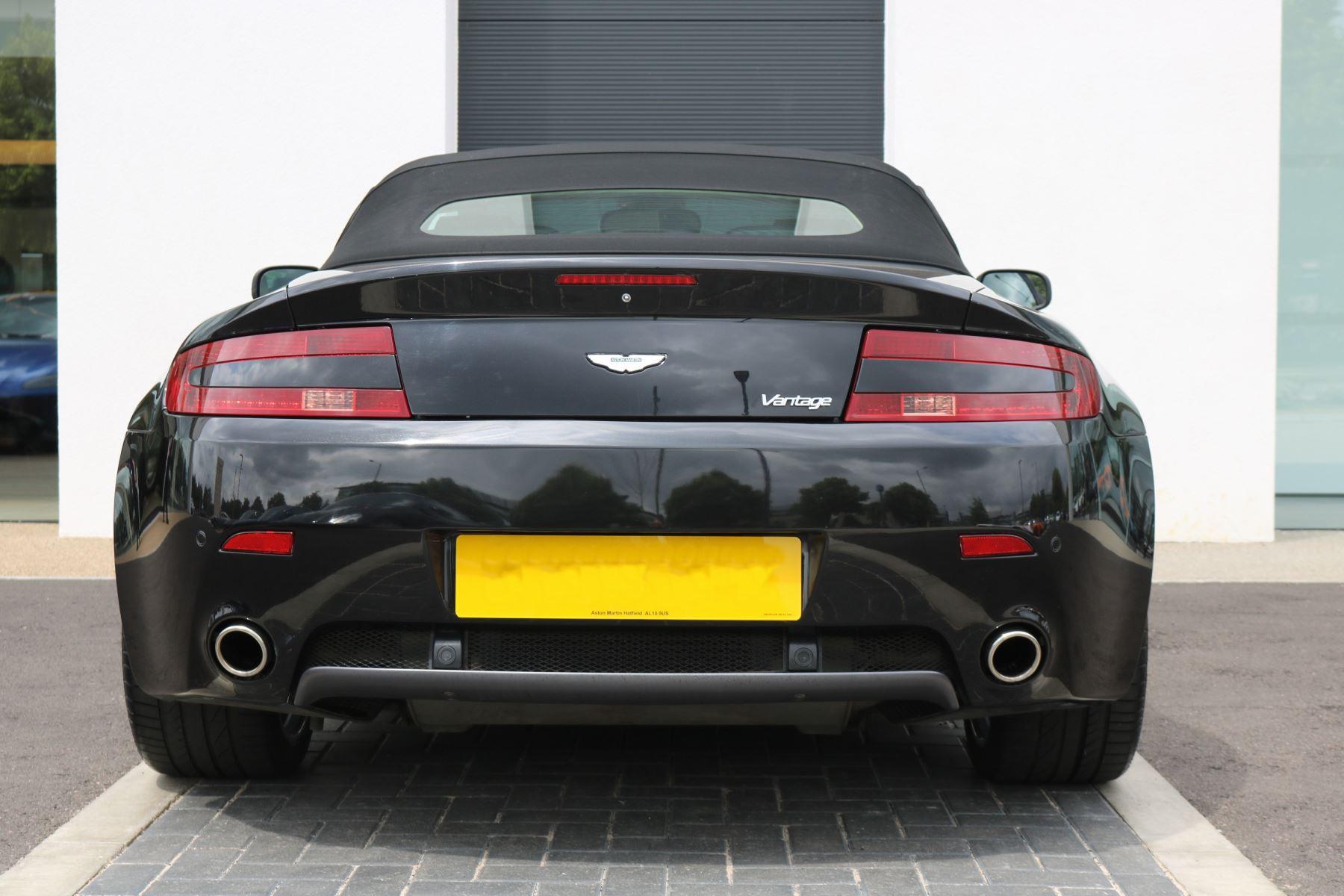 Aston Martin V8 Vantage Roadster 2dr Sportshift [420] image 7