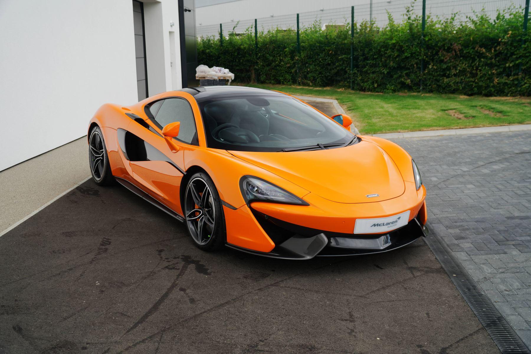 McLaren 570GT V8 2dr SSG Auto Coupe image 12