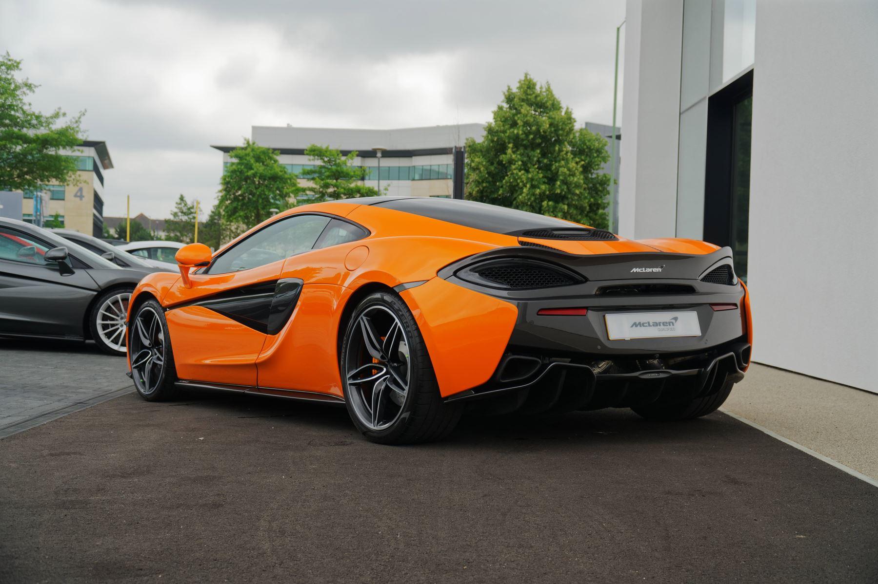 McLaren 570GT V8 2dr SSG Auto Coupe image 4