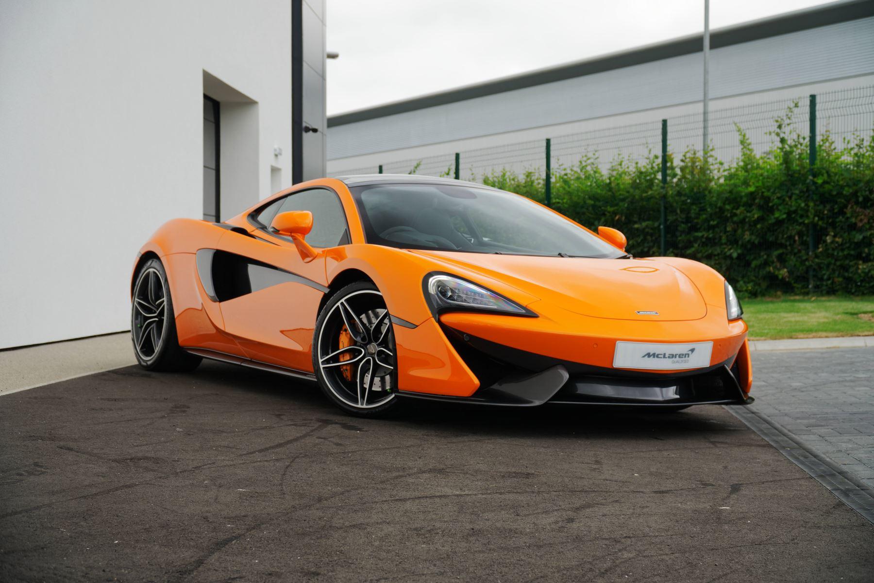 McLaren 570GT V8 2dr SSG Auto Coupe image 18