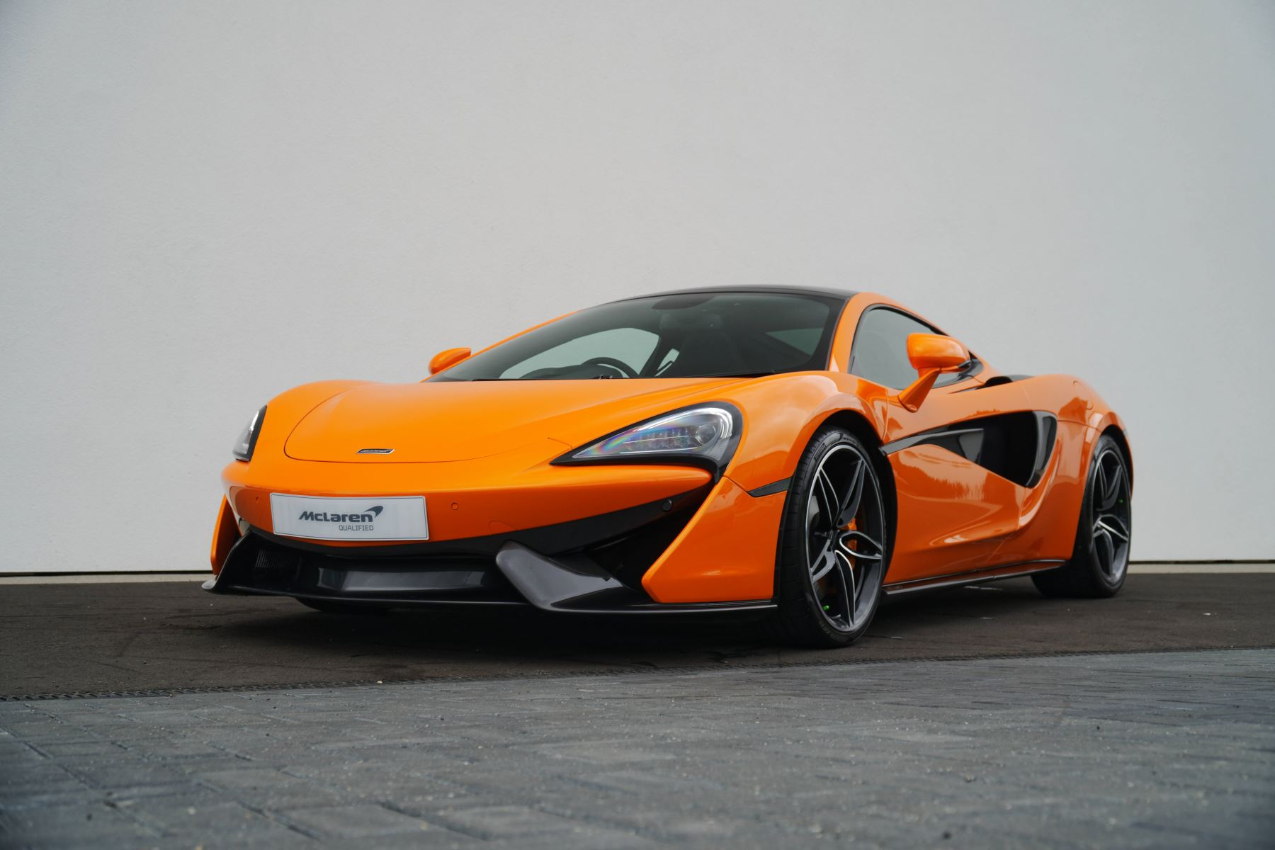 McLaren 570GT V8 2dr SSG Auto Coupe image 22