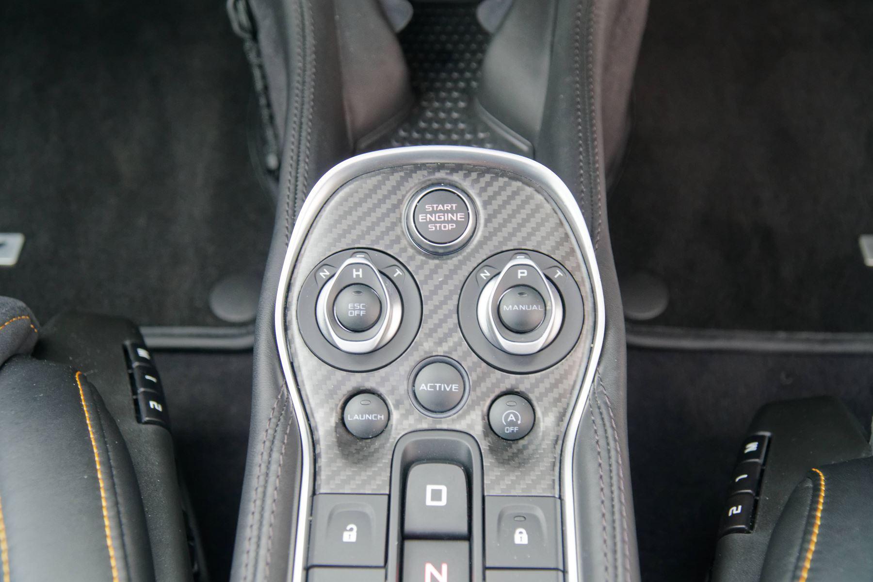 McLaren 570GT V8 2dr SSG Auto Coupe image 38