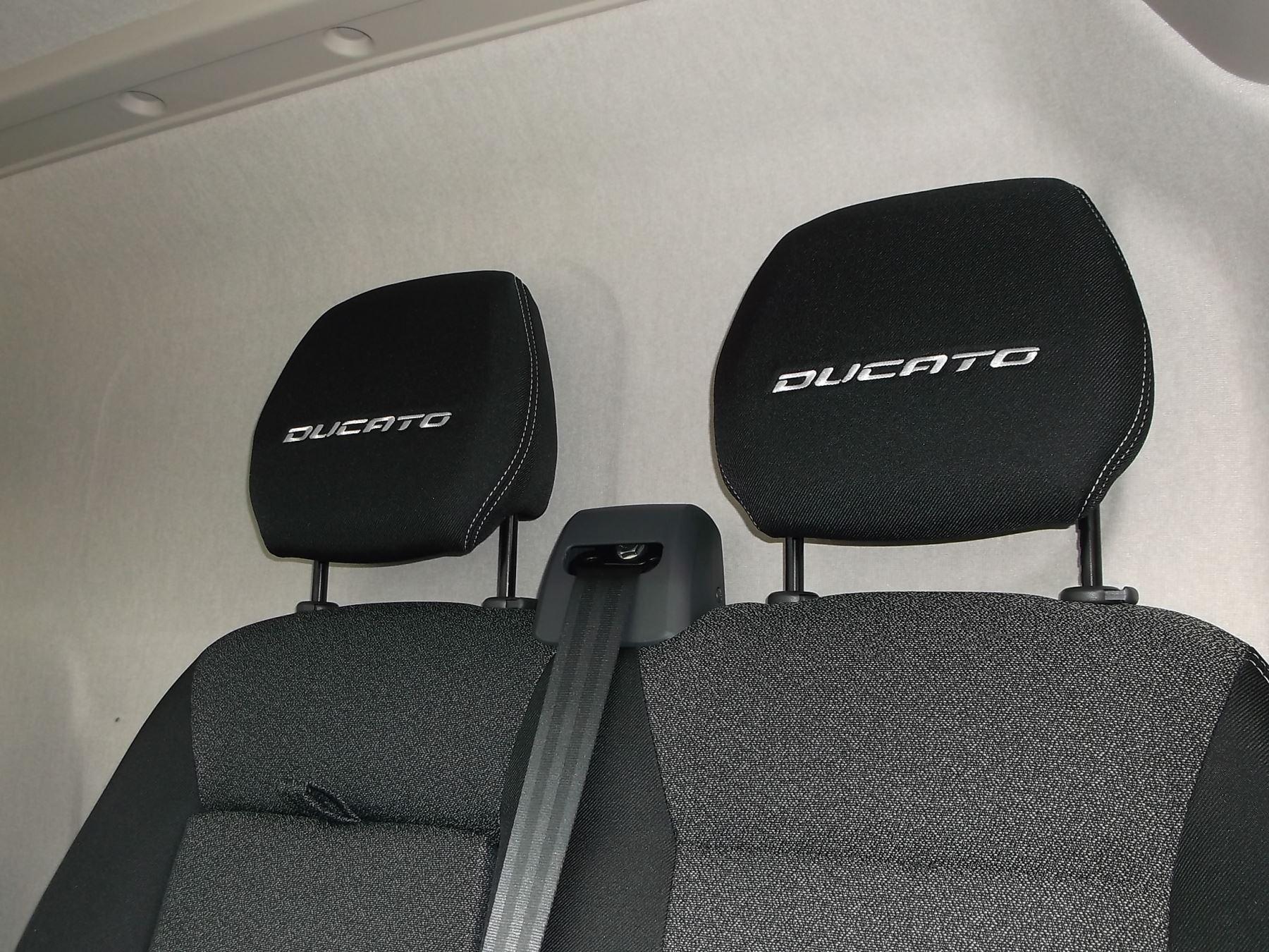 Fiat Ducato MWB HR 2.3 160 SPORTIVO ALLOYS CLR CODED LED  AIRCON NAV CRUISE REV SENSORS CAMERA image 13
