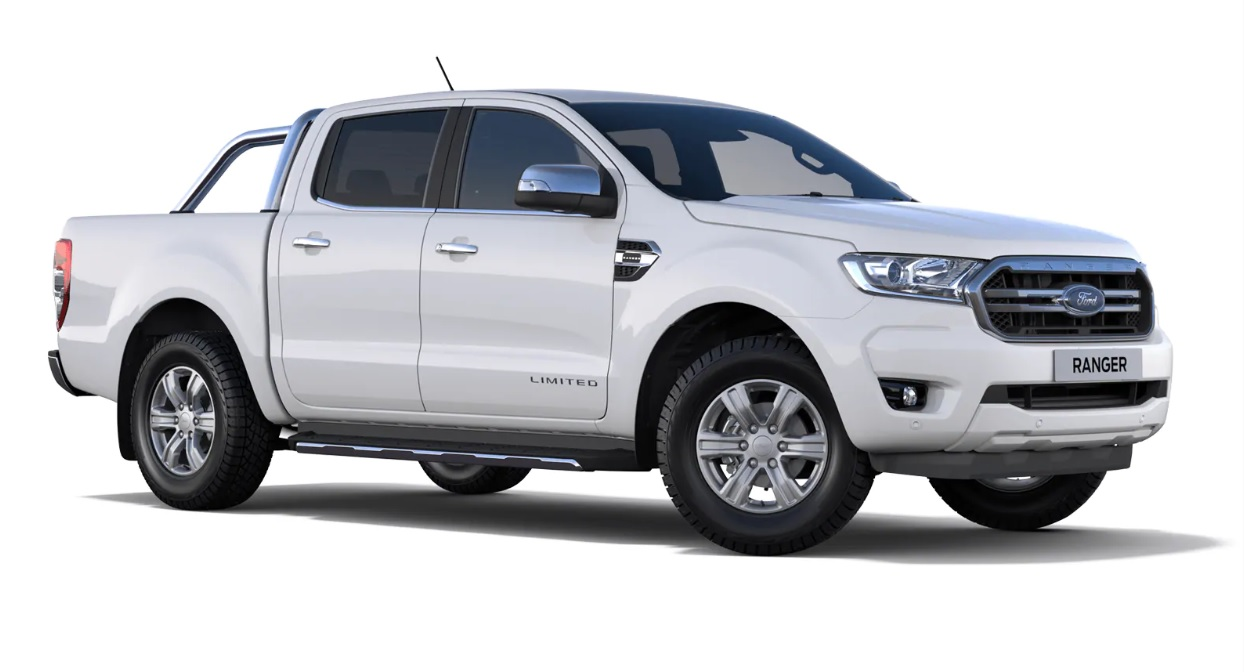 Ford New Ranger Limited 2.0 EcoBlue DoubleCab