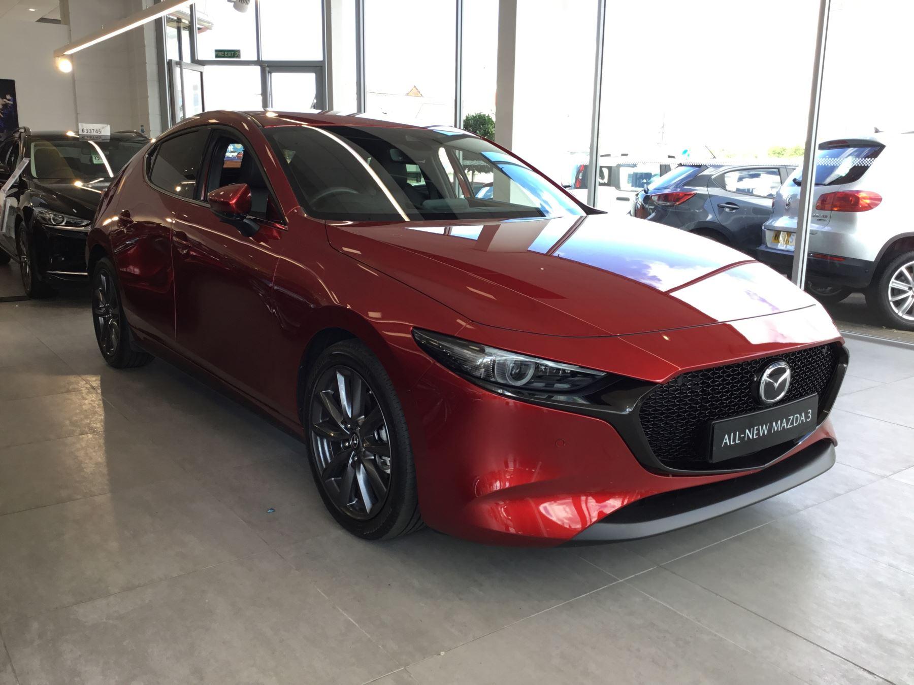 Mazda 3 2.0 GT Sport 5dr image 1