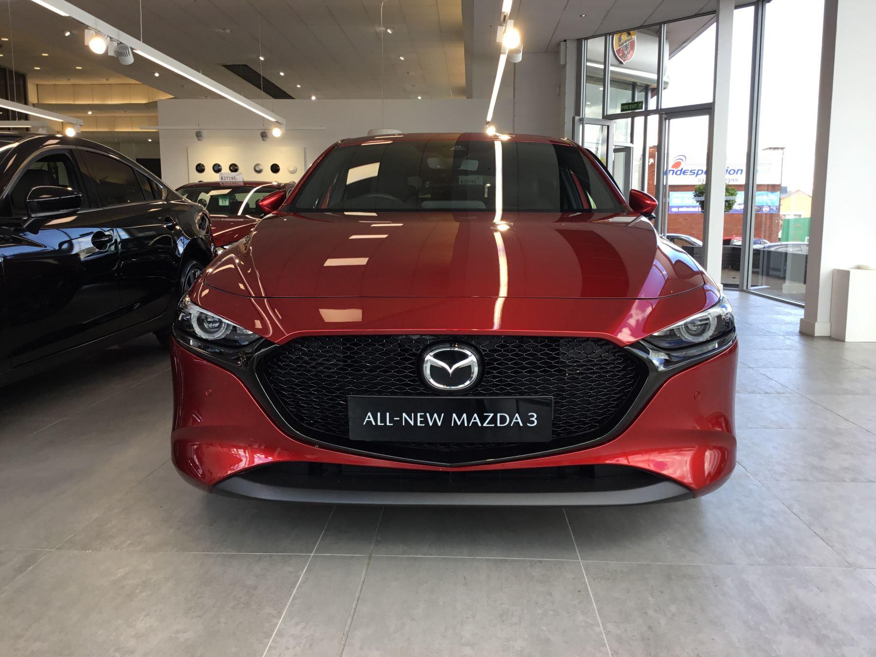 Mazda 3 2.0 GT Sport 5dr image 2