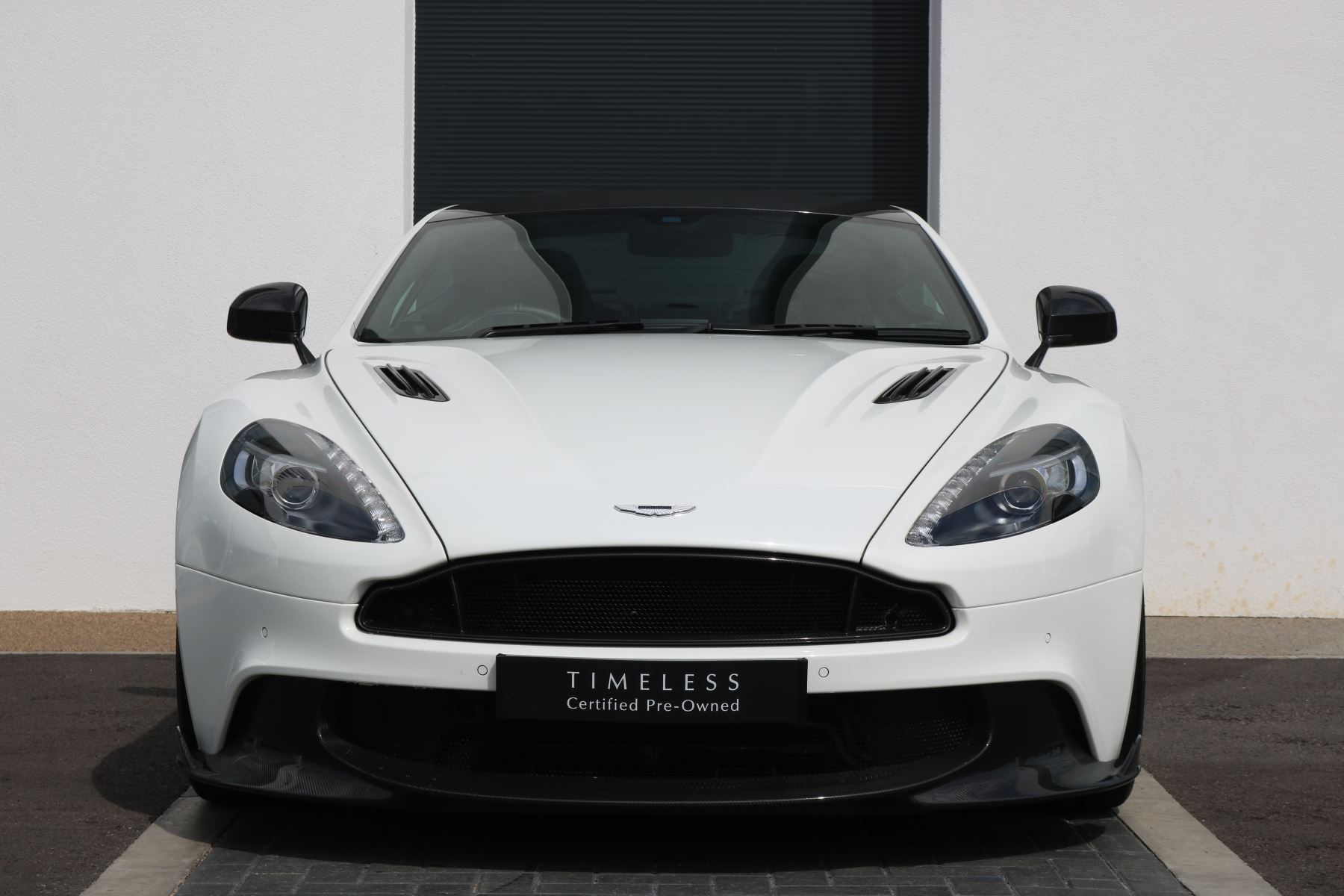 Aston Martin Vanquish V12 [595] S 2+2 2dr Touchtronic 5.9 Automatic Coupe (2018) image