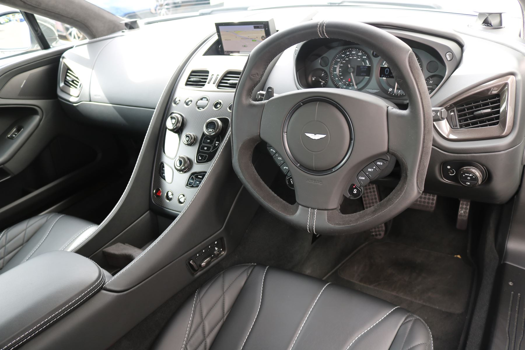 Aston Martin Vanquish V12 [595] S 2+2 2dr Touchtronic image 15