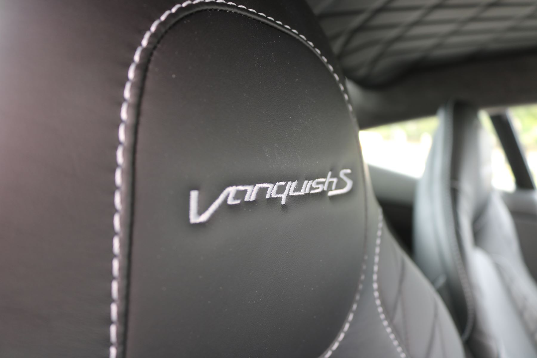 Aston Martin Vanquish V12 [595] S 2+2 2dr Touchtronic image 17