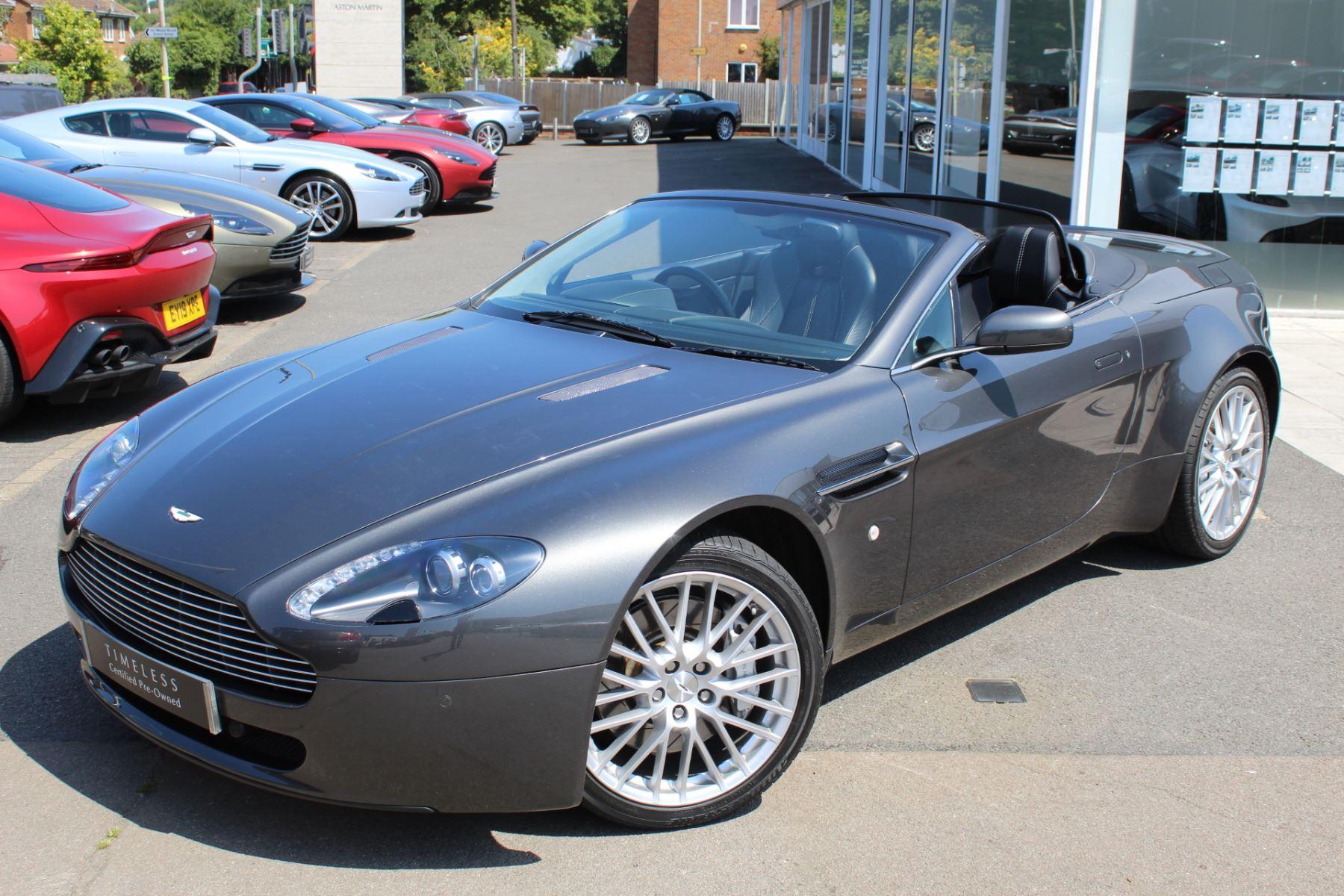 Aston Martin V8 Vantage Roadster 2dr [420] image 2