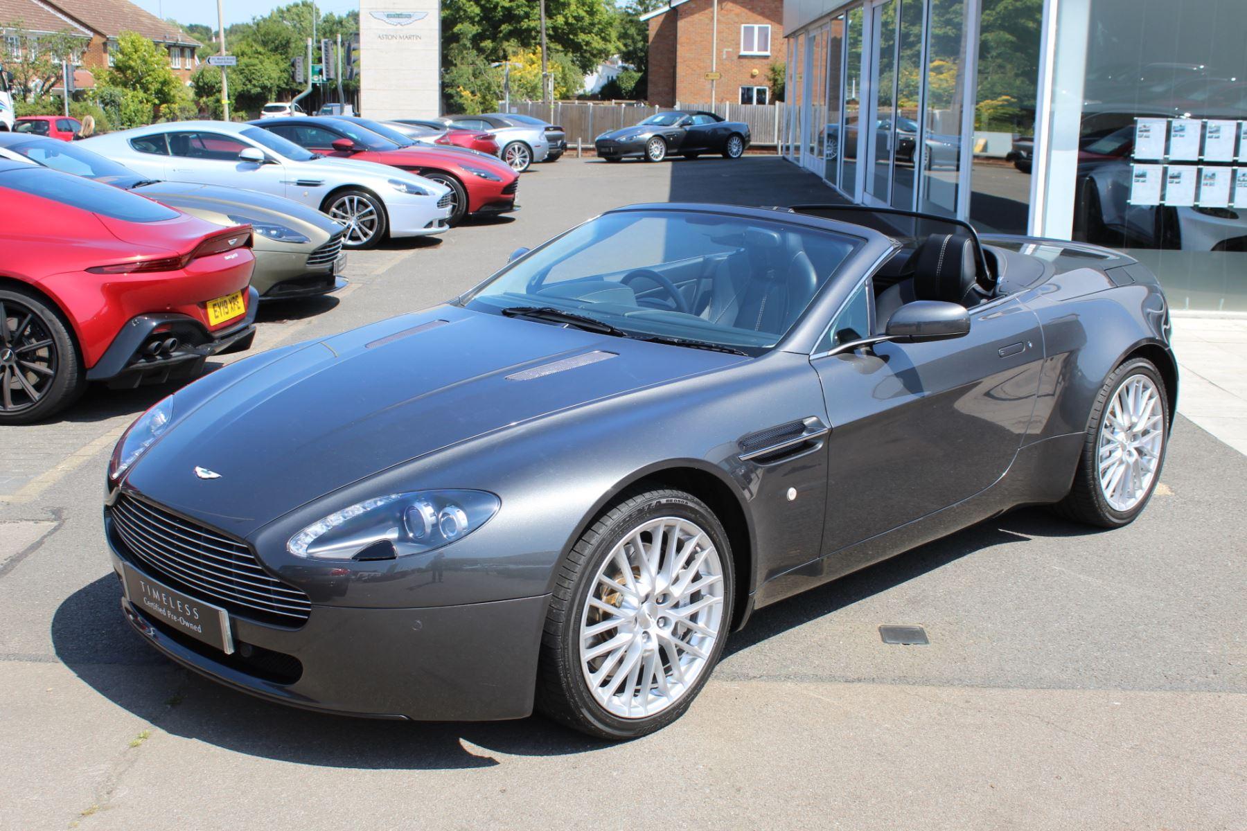 Aston Martin V8 Vantage Roadster 2dr [420] image 4