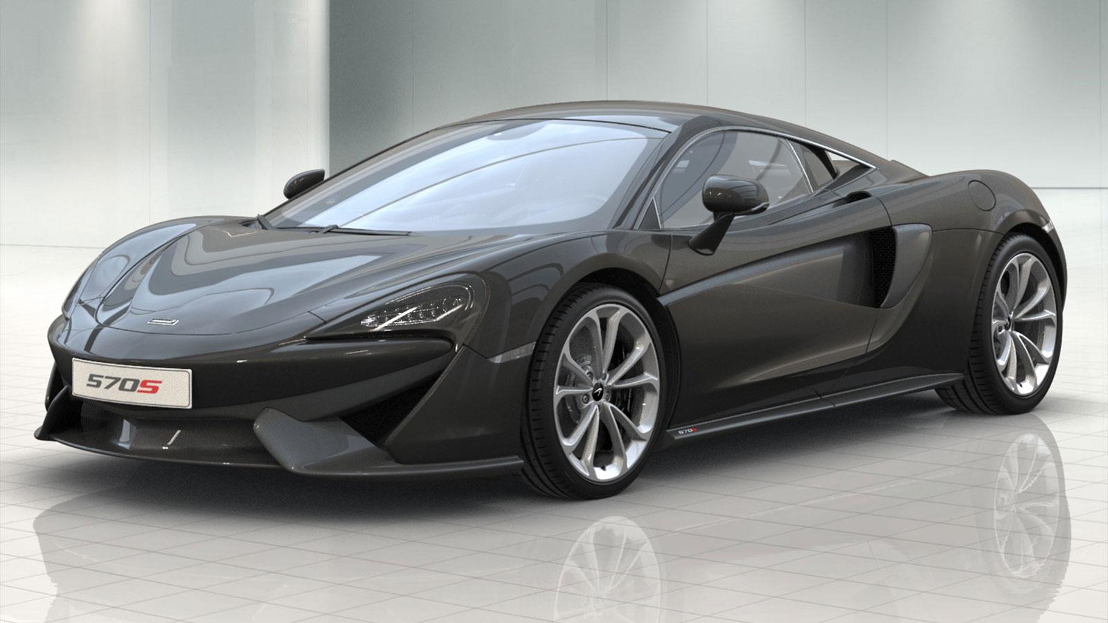 McLaren 570S Coupe V8 2dr Ssg Auto