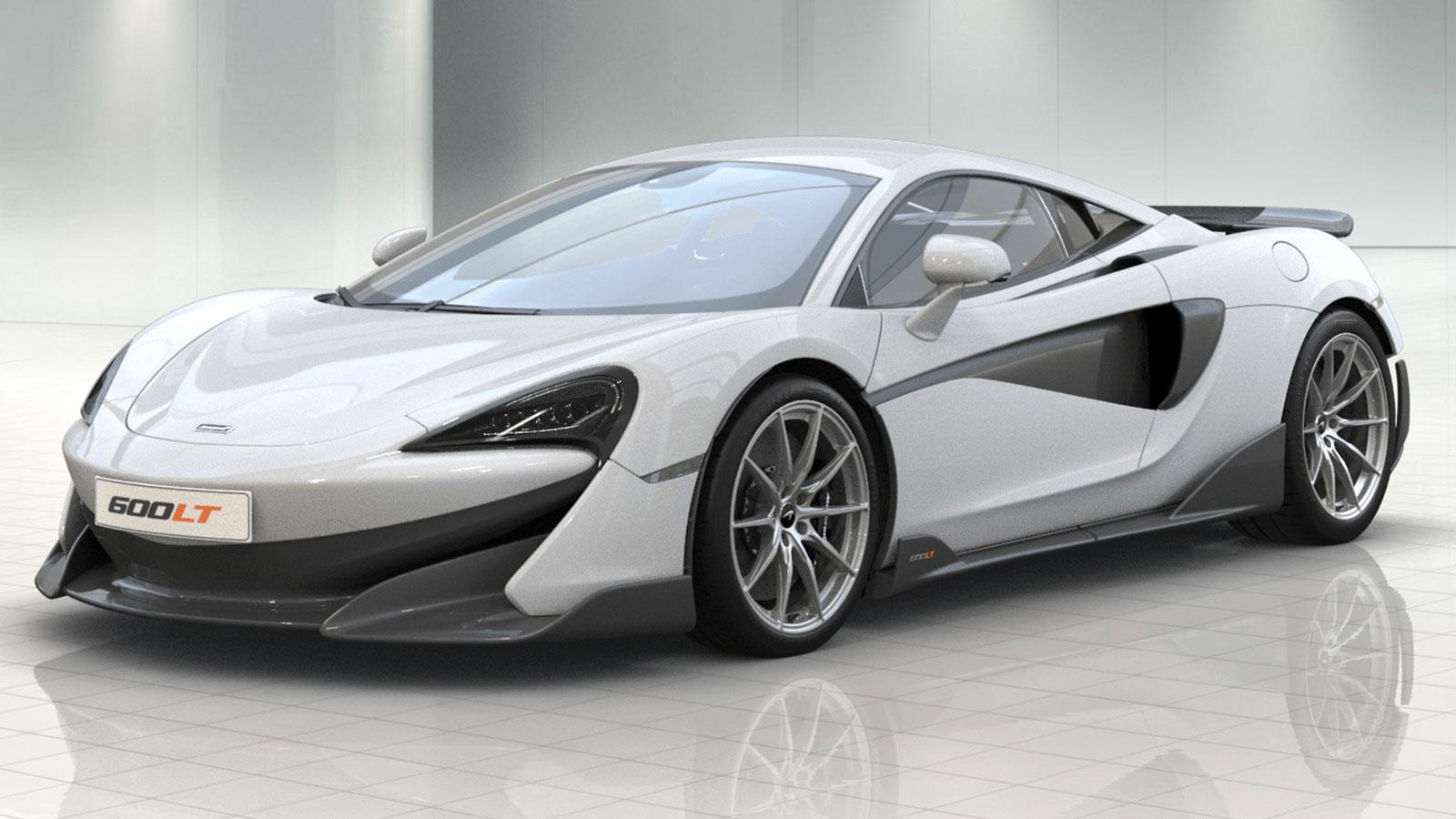 McLaren 600LT Coupe V8 2dr Ssg Auto