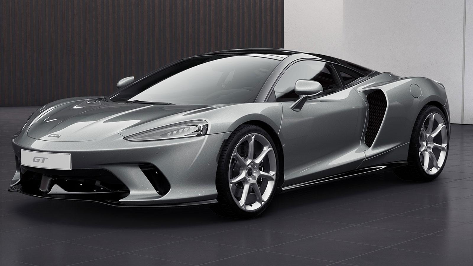 McLaren GT Coupe V8 Ssg Auto