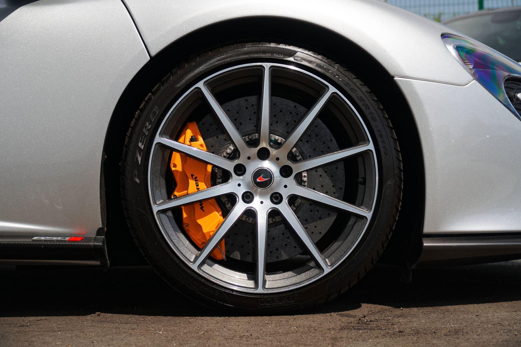 McLaren 650S Spider V8 2dr SSG Auto Spider image 21