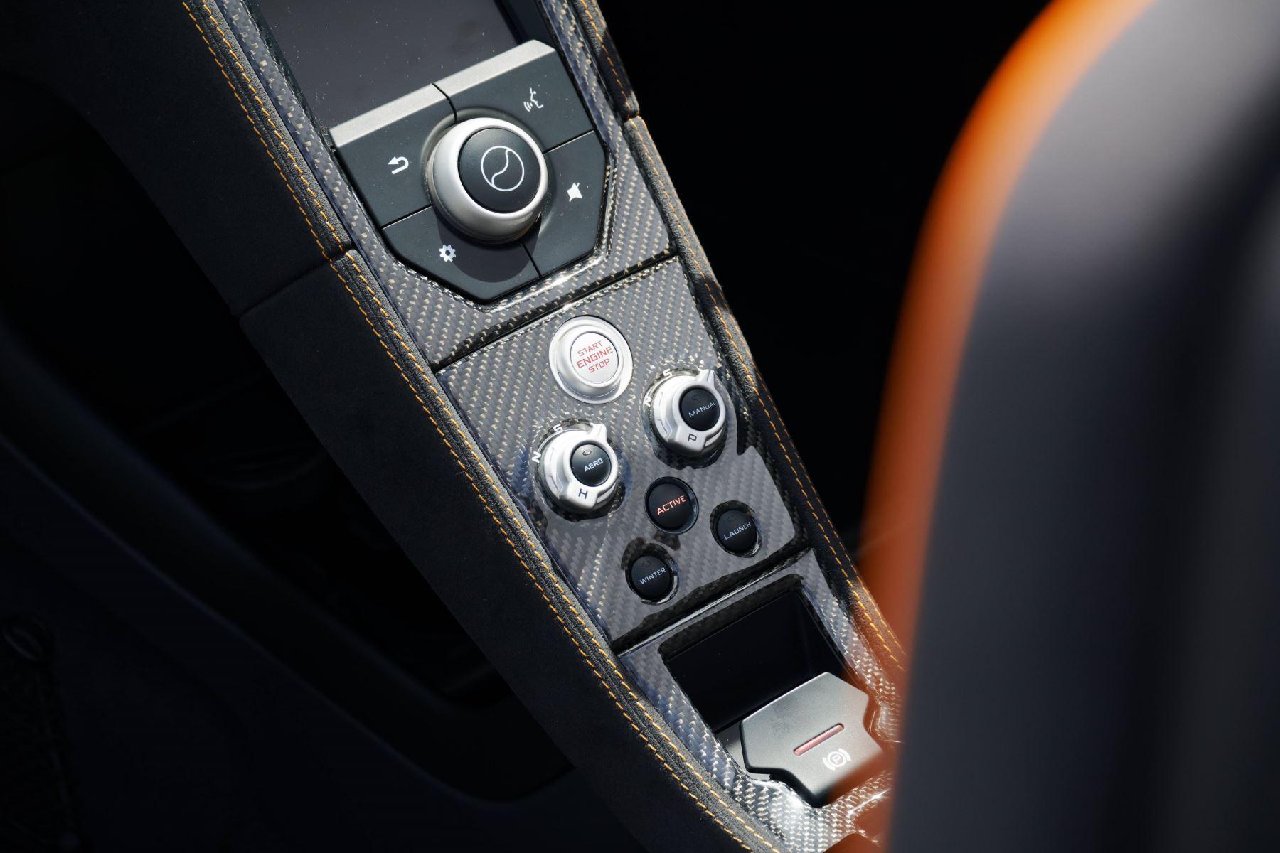 McLaren 650S Spider V8 2dr SSG Auto Spider image 57