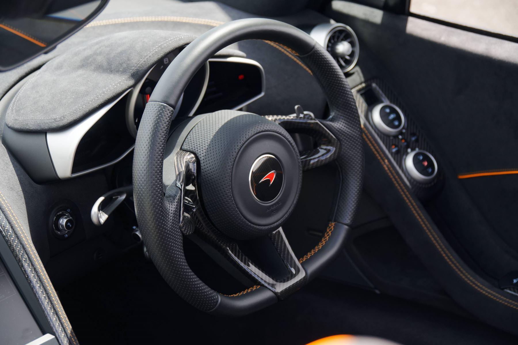 McLaren 650S Spider V8 2dr SSG Auto Spider image 58