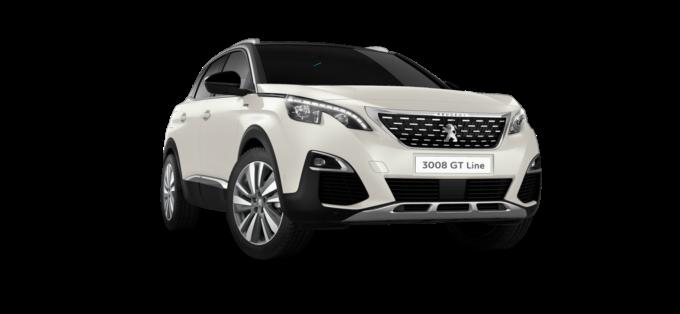 Peugeot 3008 SUV GT Line Premium 1.2 Puretech 5dr