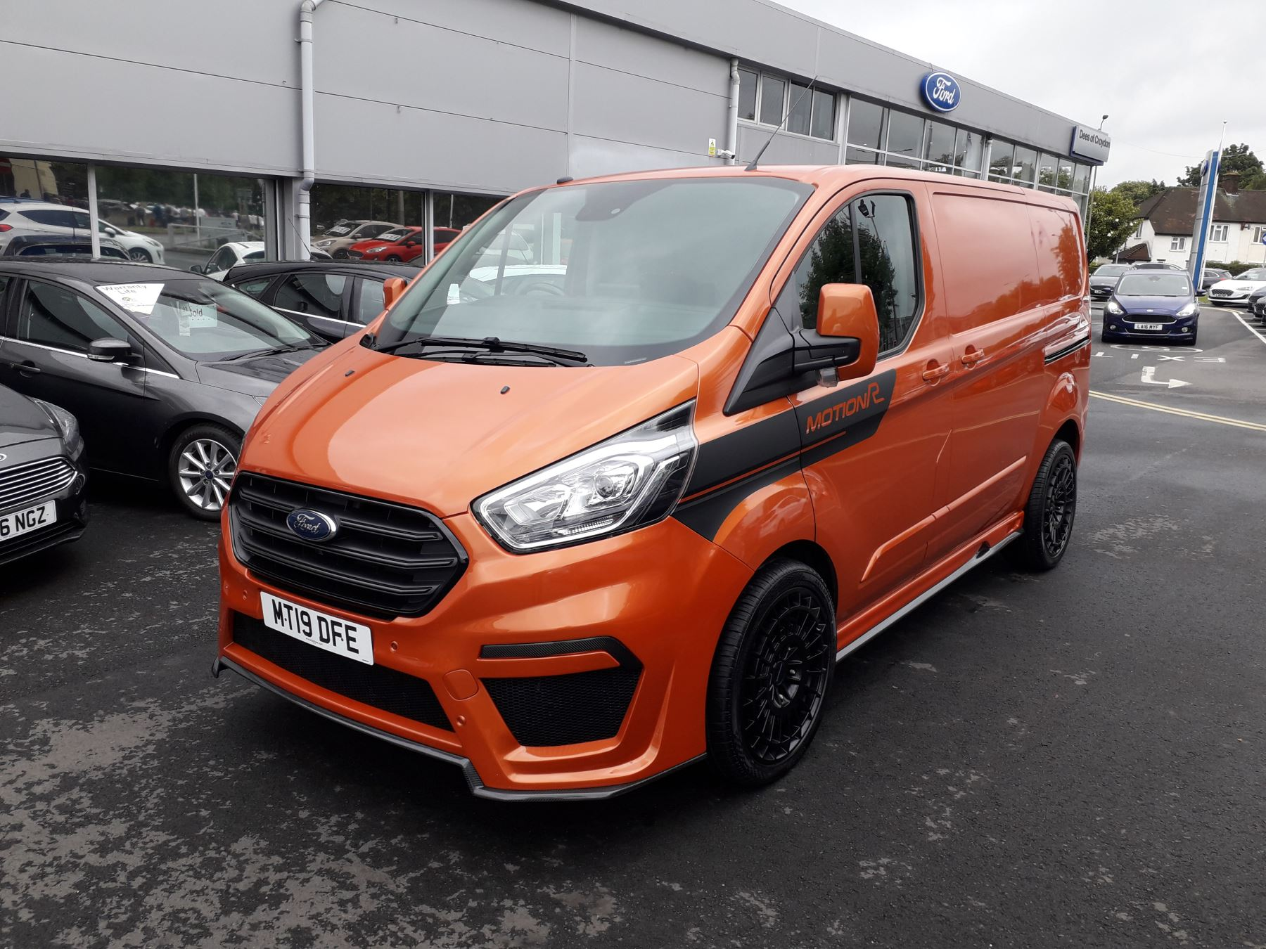 Ford Transit Custom 280 L1 Motion R 130PS Euro 6 image 3