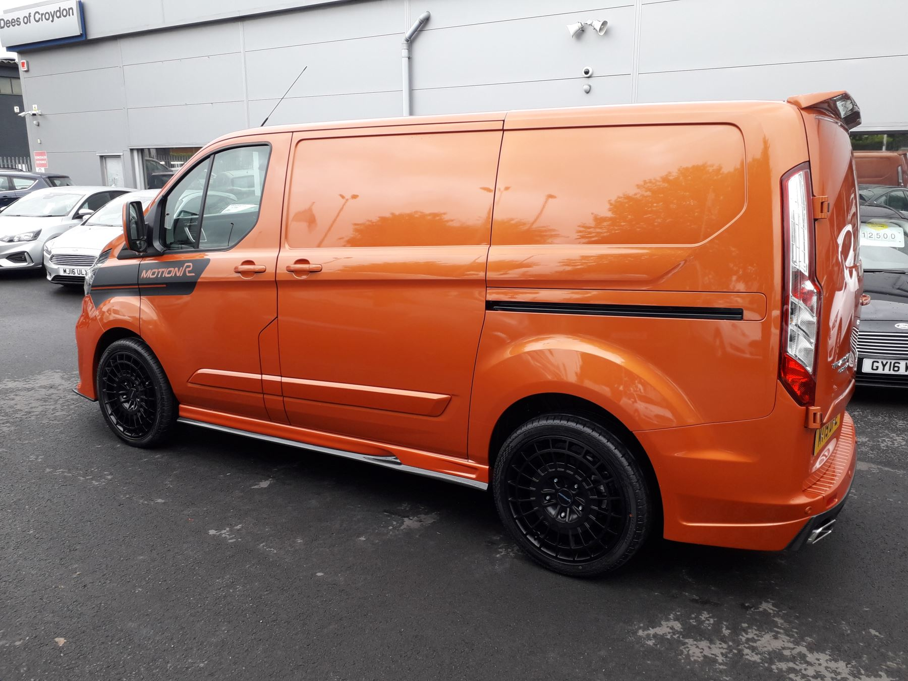 Ford Transit Custom 280 L1 Motion R 130PS Euro 6 image 4