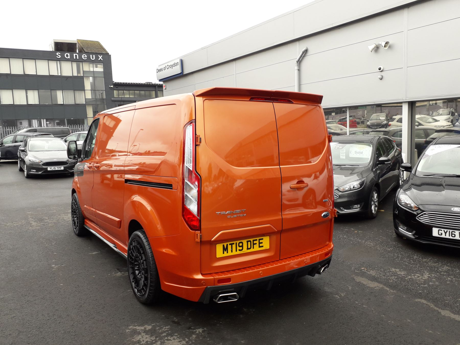 Ford Transit Custom 280 L1 Motion R 130PS Euro 6 image 5
