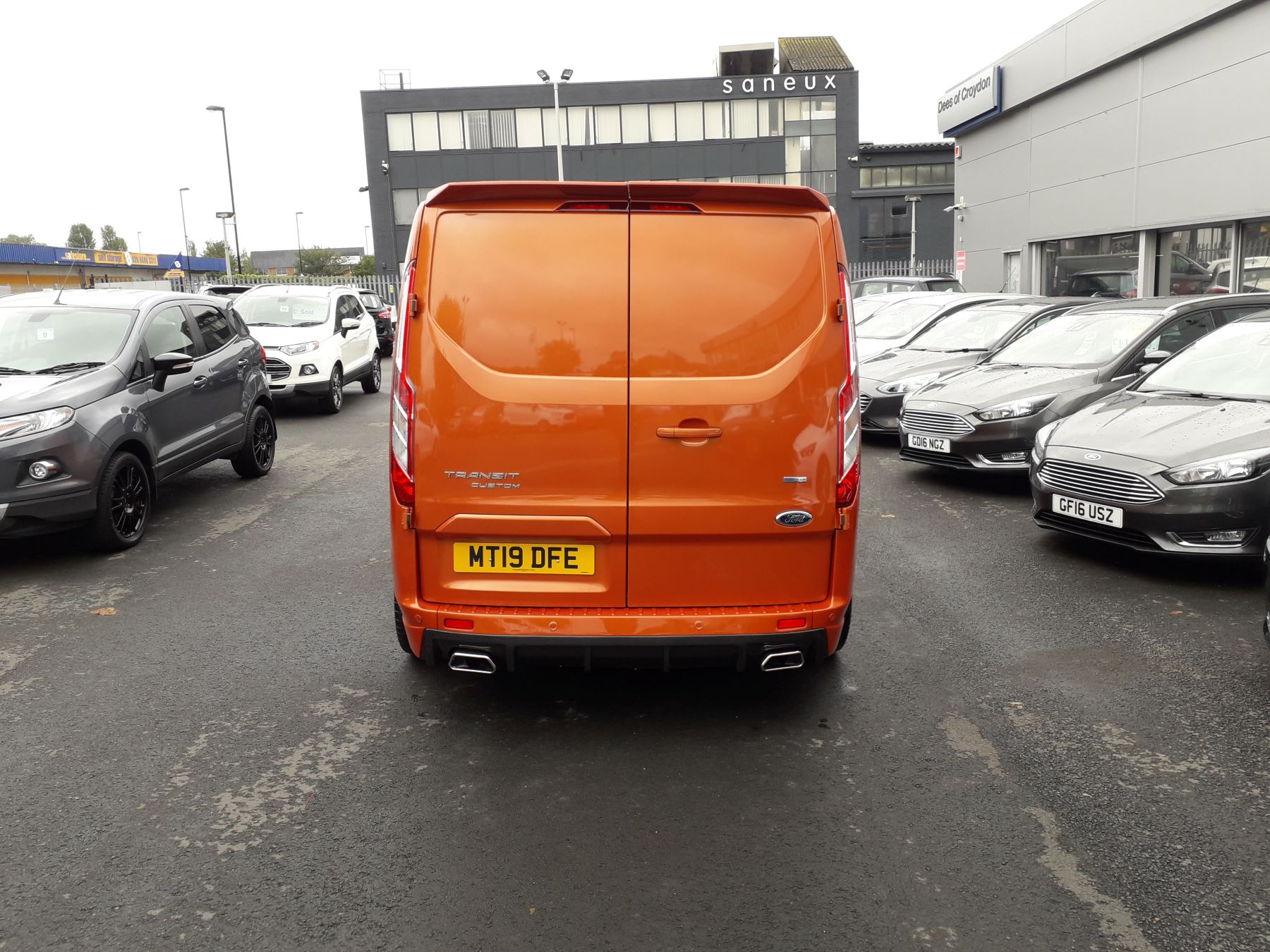 Ford Transit Custom 280 L1 Motion R 130PS Euro 6 image 6