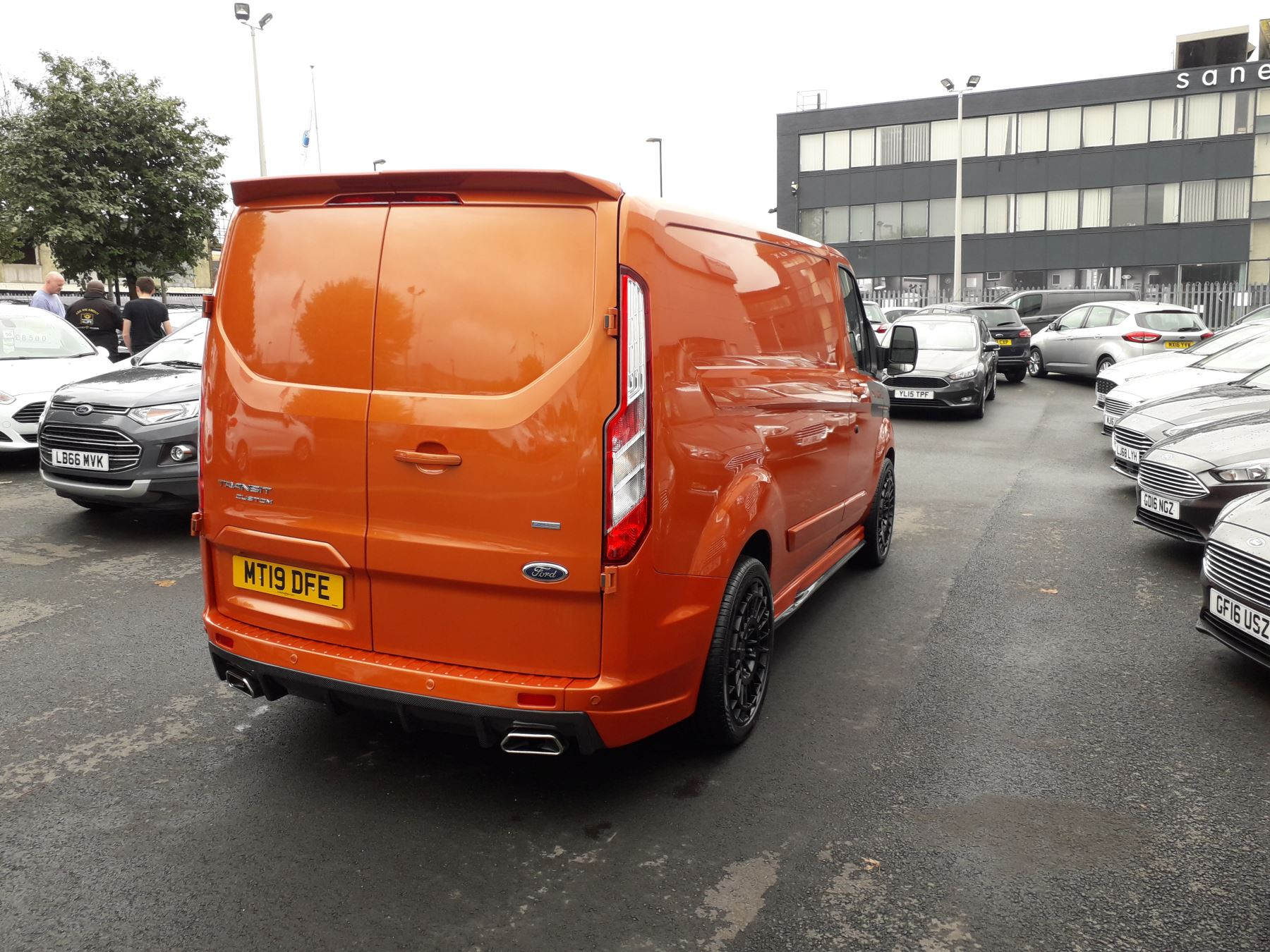 Ford Transit Custom 280 L1 Motion R 130PS Euro 6 image 7