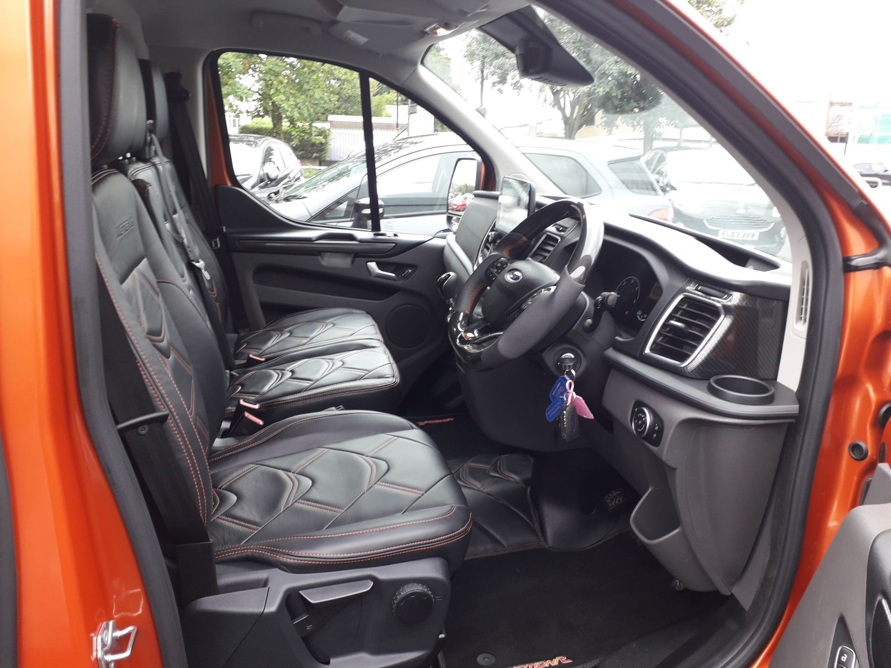 Ford Transit Custom 280 L1 Motion R 130PS Euro 6 image 9
