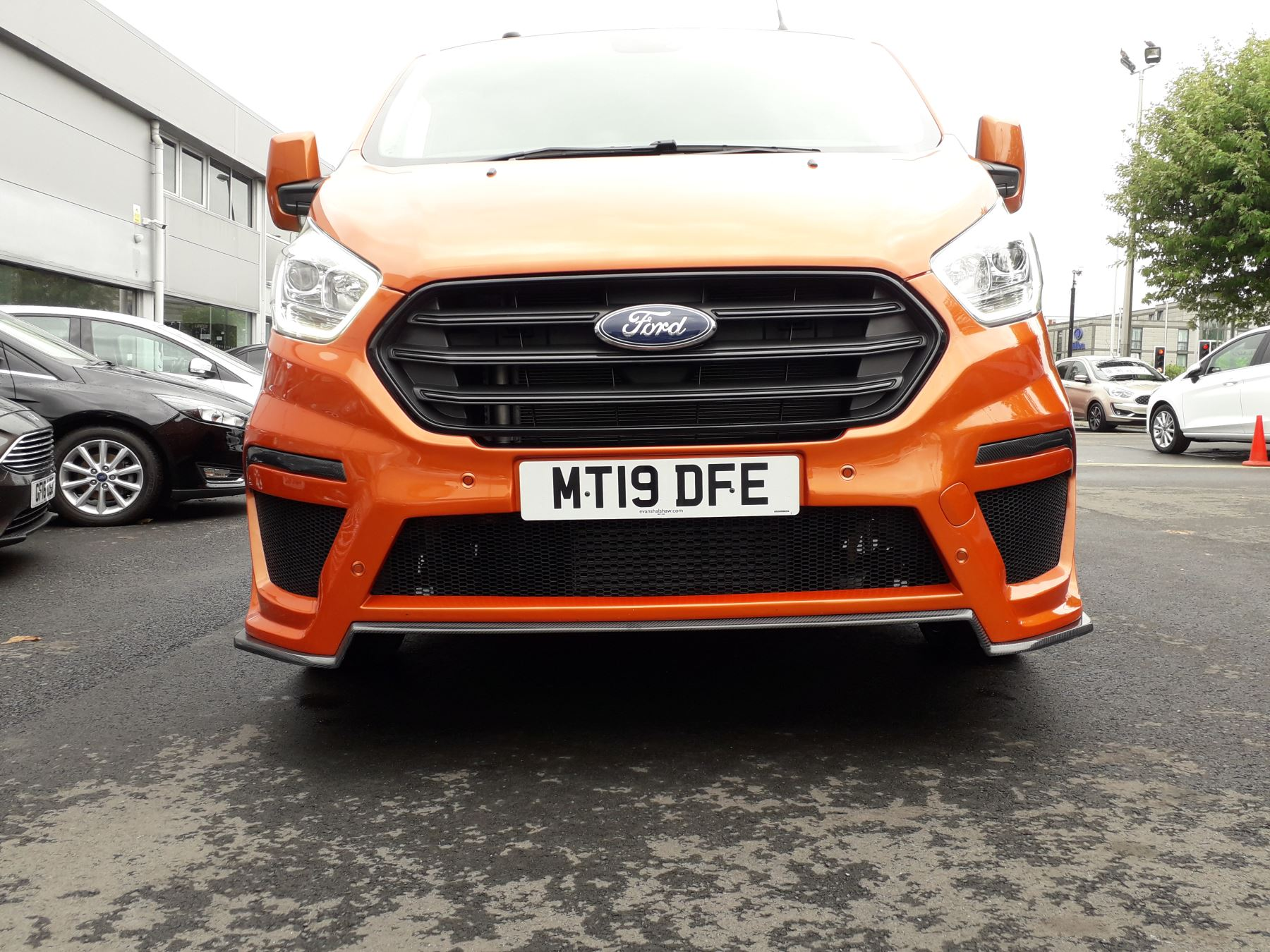 Ford Transit Custom 280 L1 Motion R 130PS Euro 6 image 16