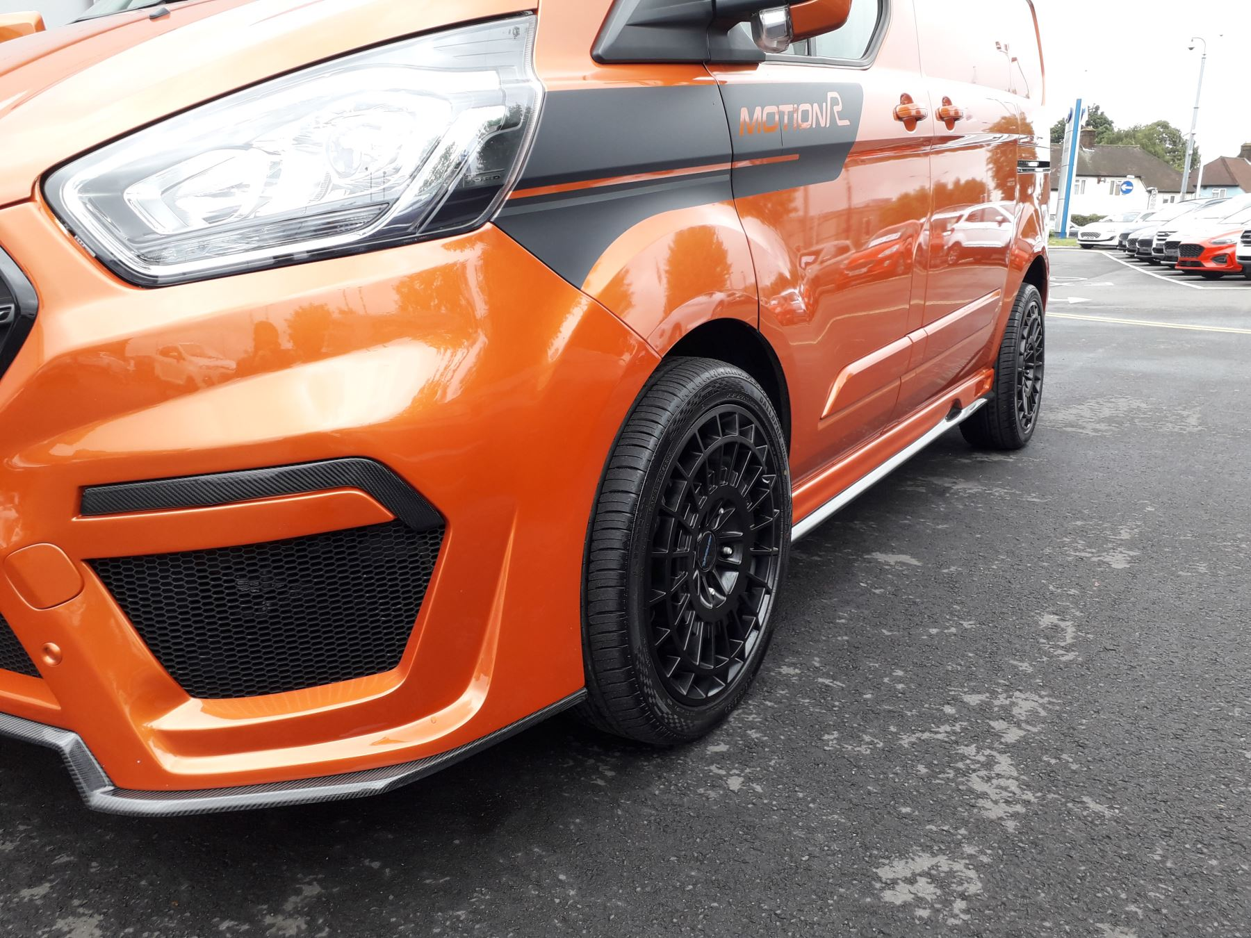 Ford Transit Custom 280 L1 Motion R 130PS Euro 6 image 18