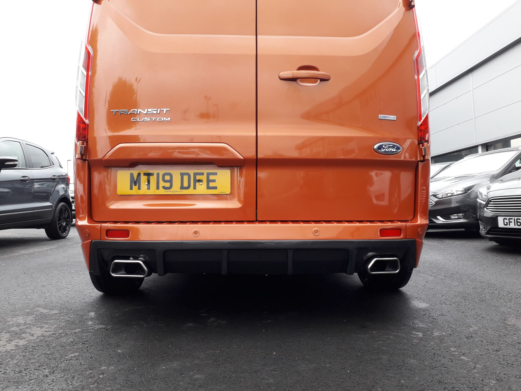 Ford Transit Custom 280 L1 Motion R 130PS Euro 6 image 21
