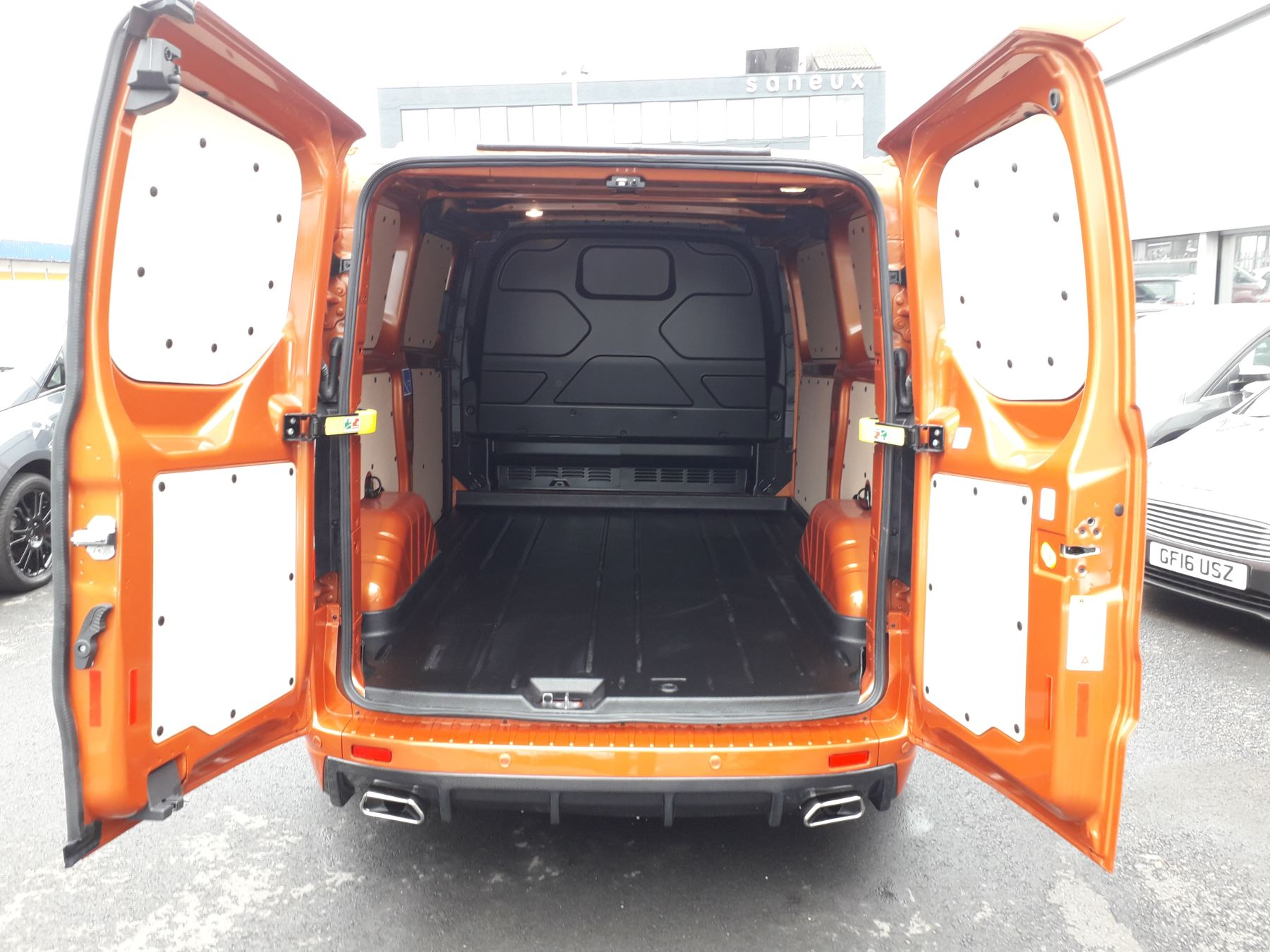 Ford Transit Custom 280 L1 Motion R 130PS Euro 6 image 22