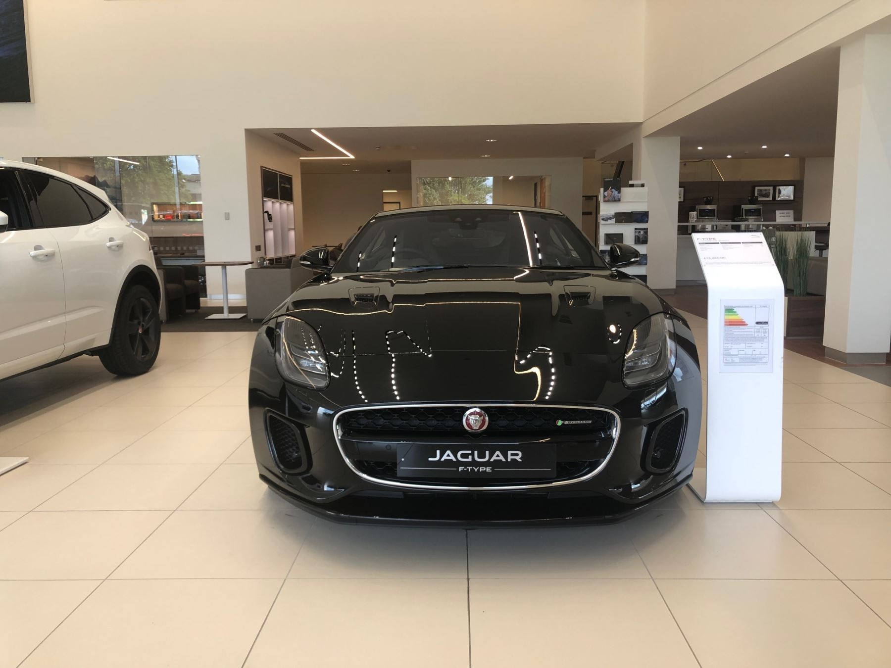 Jaguar F-TYPE 3.0 [380] Supercharged V6 R-Dynamic AWD image 1
