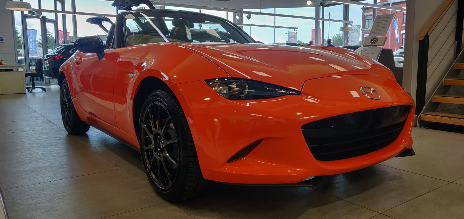 Mazda MX-5 RF 2.0 30th Anniversary SPECIAL EDITION 2 door Convertible (19MY)