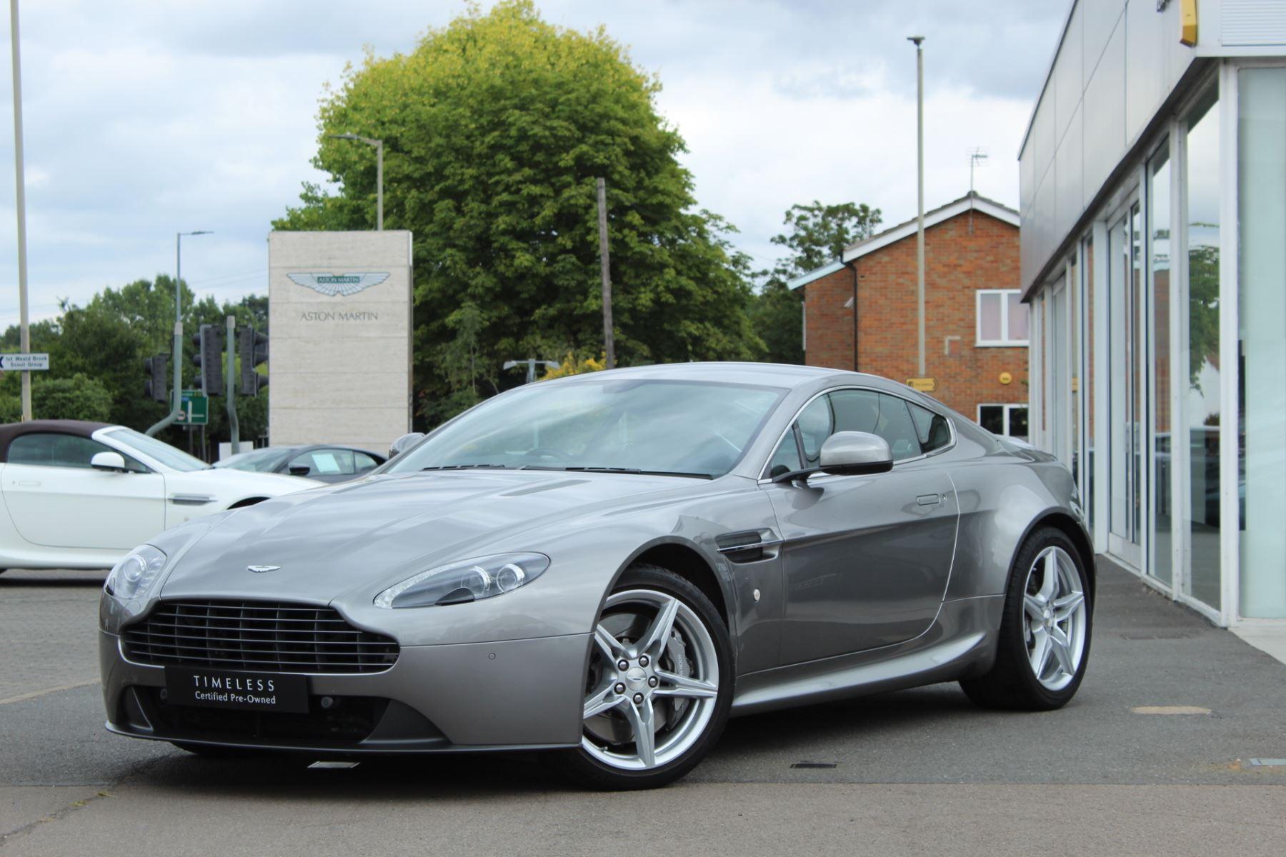 Aston Martin V8 Vantage Coupe 2dr Sportshift [420] image 2
