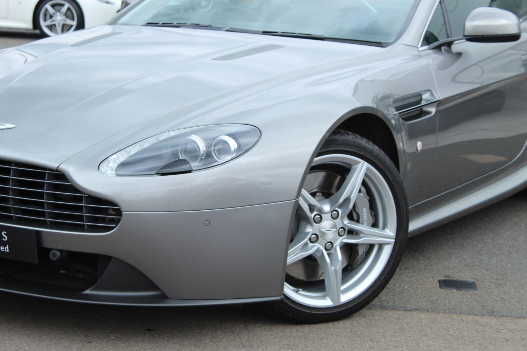 Aston Martin V8 Vantage Coupe 2dr Sportshift [420] image 8