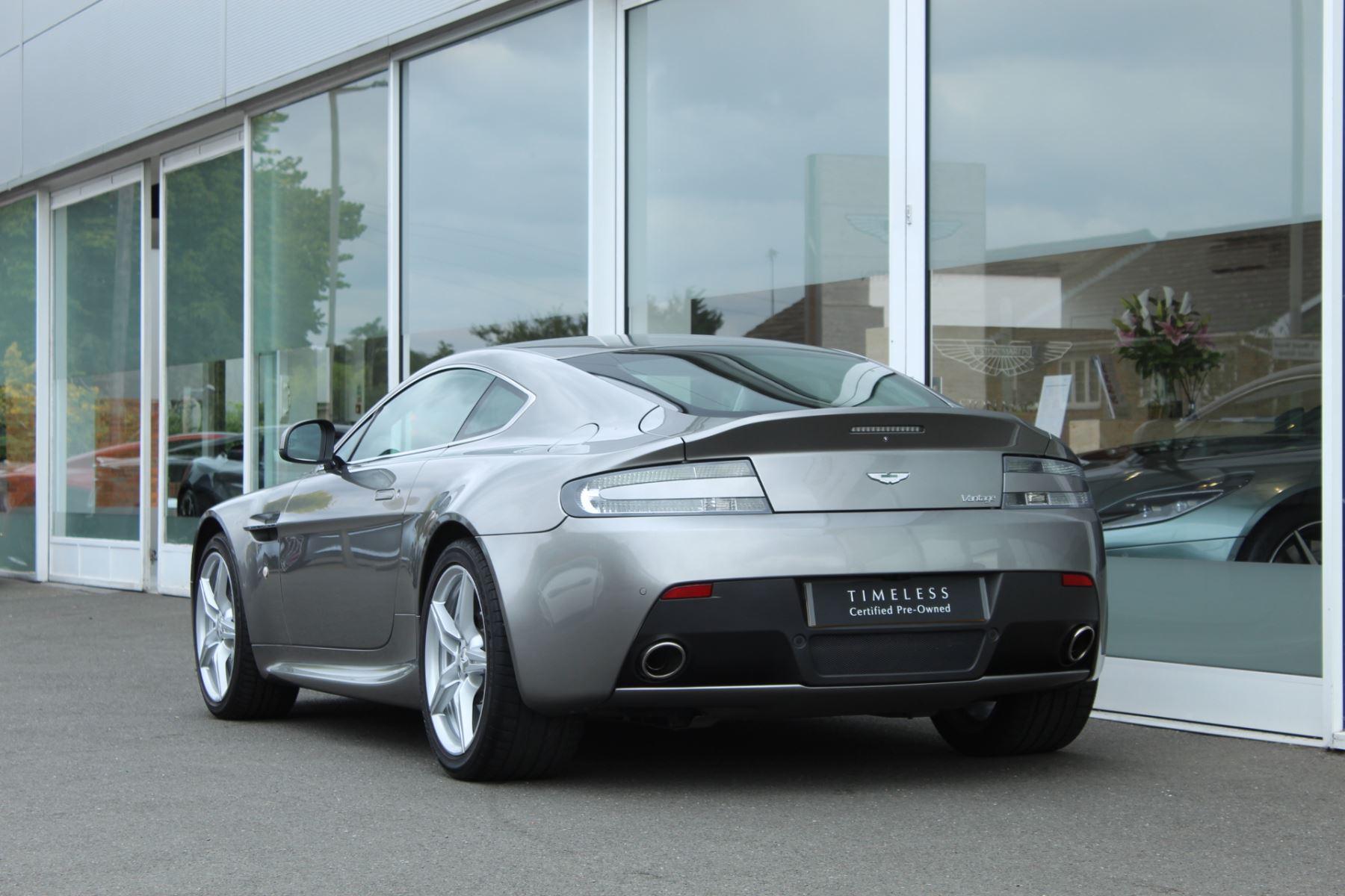Aston Martin V8 Vantage Coupe 2dr Sportshift [420] image 14