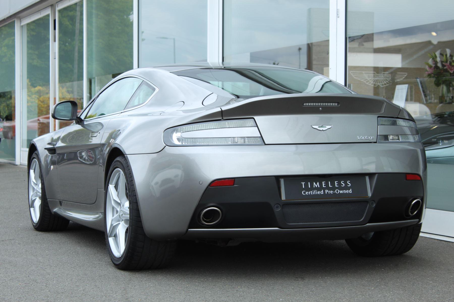 Aston Martin V8 Vantage Coupe 2dr Sportshift [420] image 15