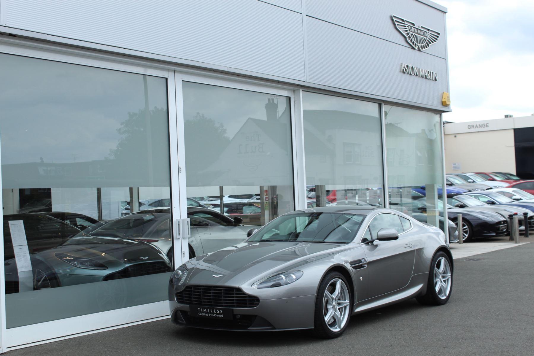 Aston Martin V8 Vantage Coupe 2dr Sportshift [420] image 18