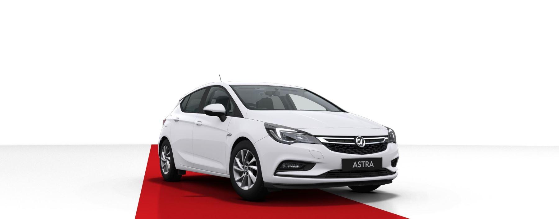 Vauxhall Astra SRI NAV 1.6CDTi 110PS
