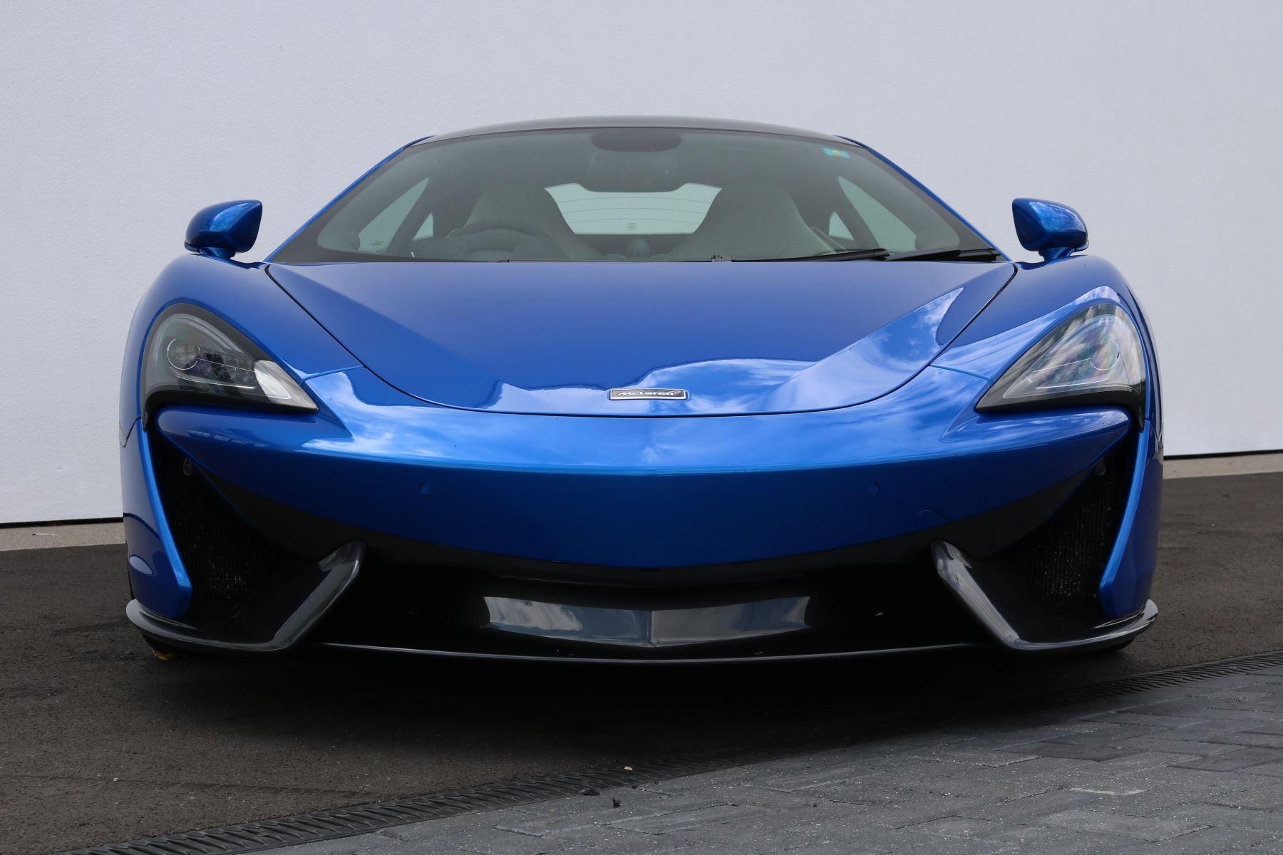 McLaren 570S Coupe V8 2dr SSG Auto Coupe image 2
