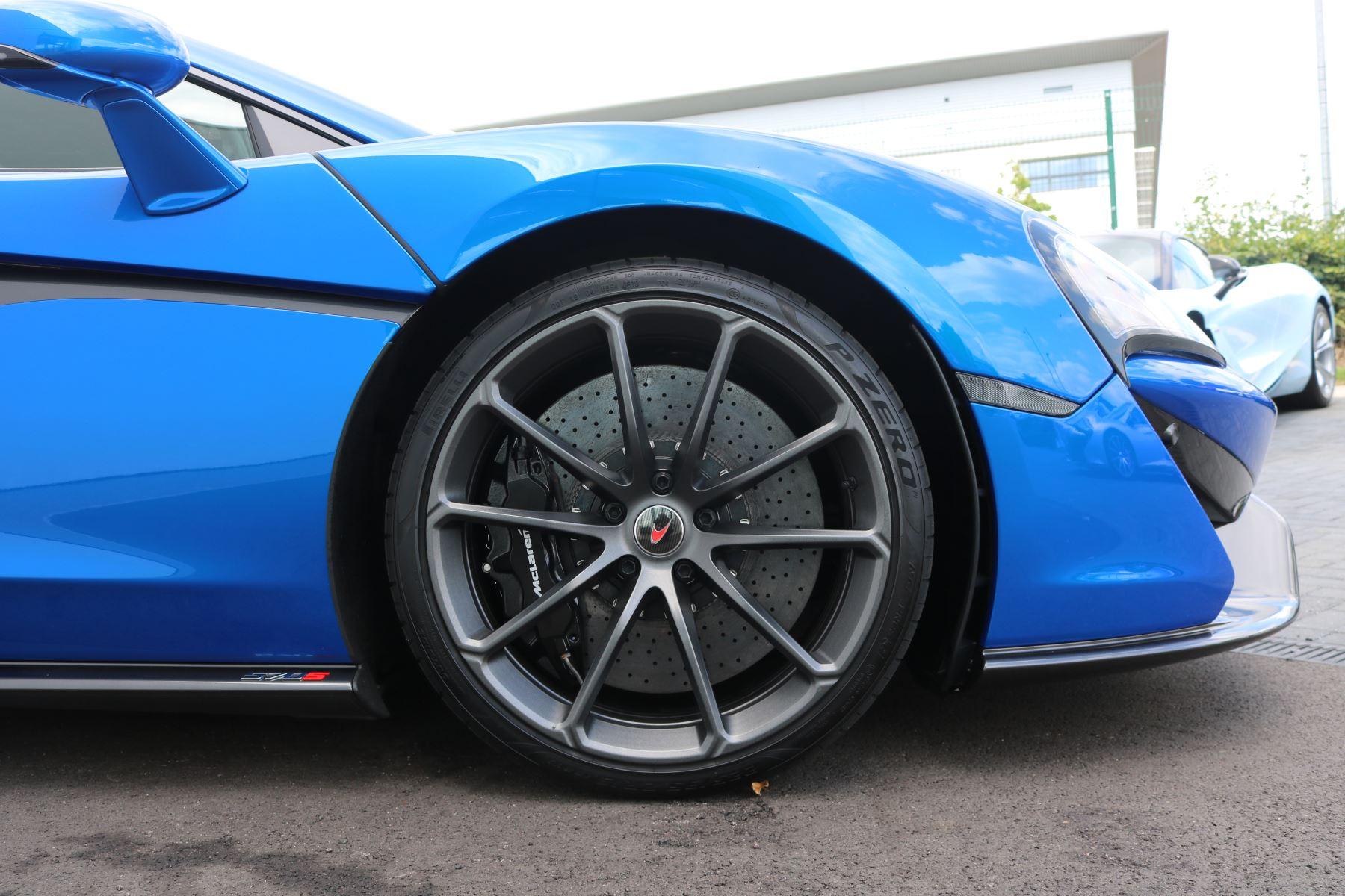 McLaren 570S Coupe V8 2dr SSG Auto Coupe image 6